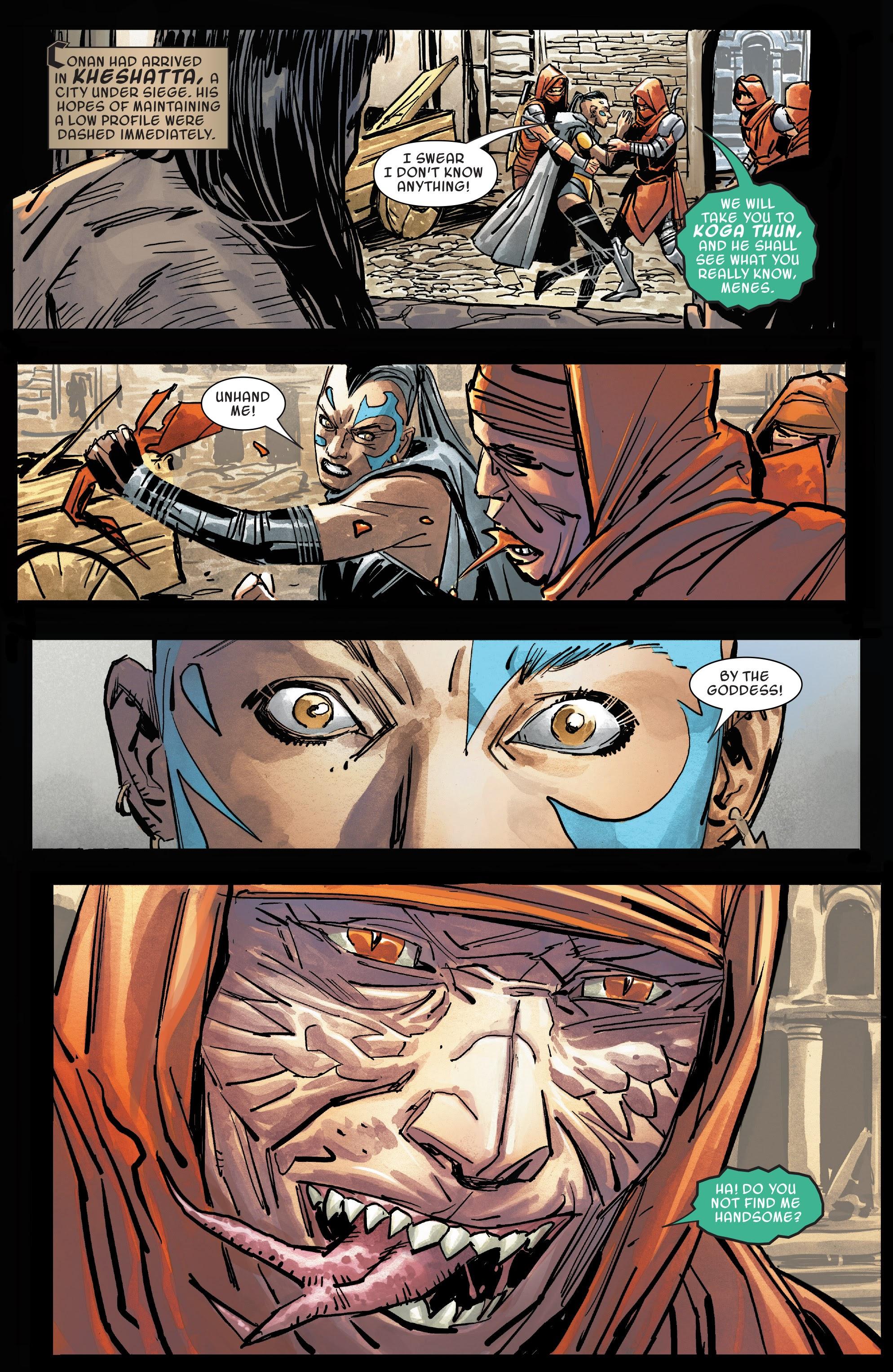 Read online Savage Sword of Conan comic -  Issue #3 - 4