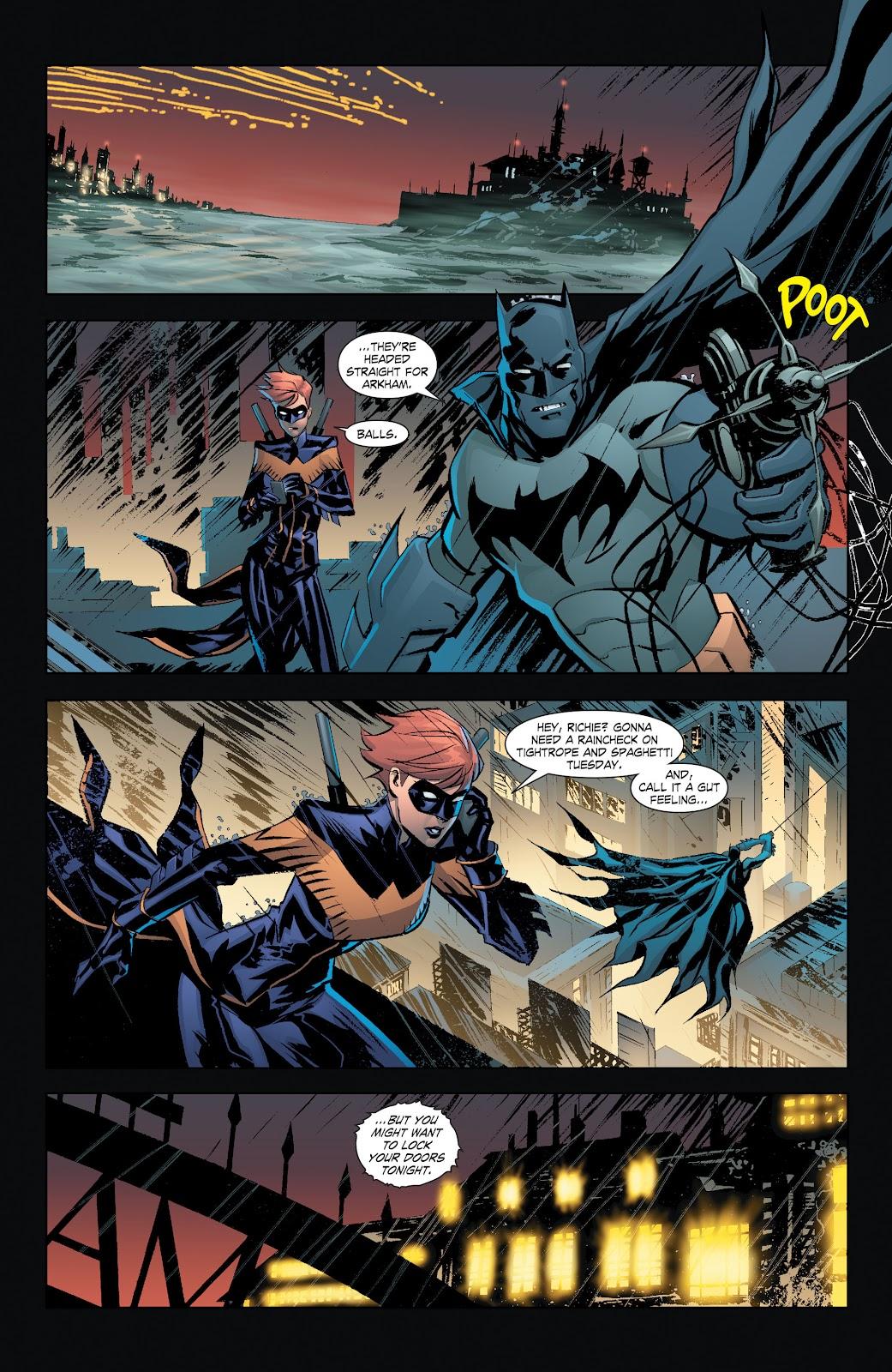 Read online Smallville Season 11 [II] comic -  Issue # TPB 7 - 74