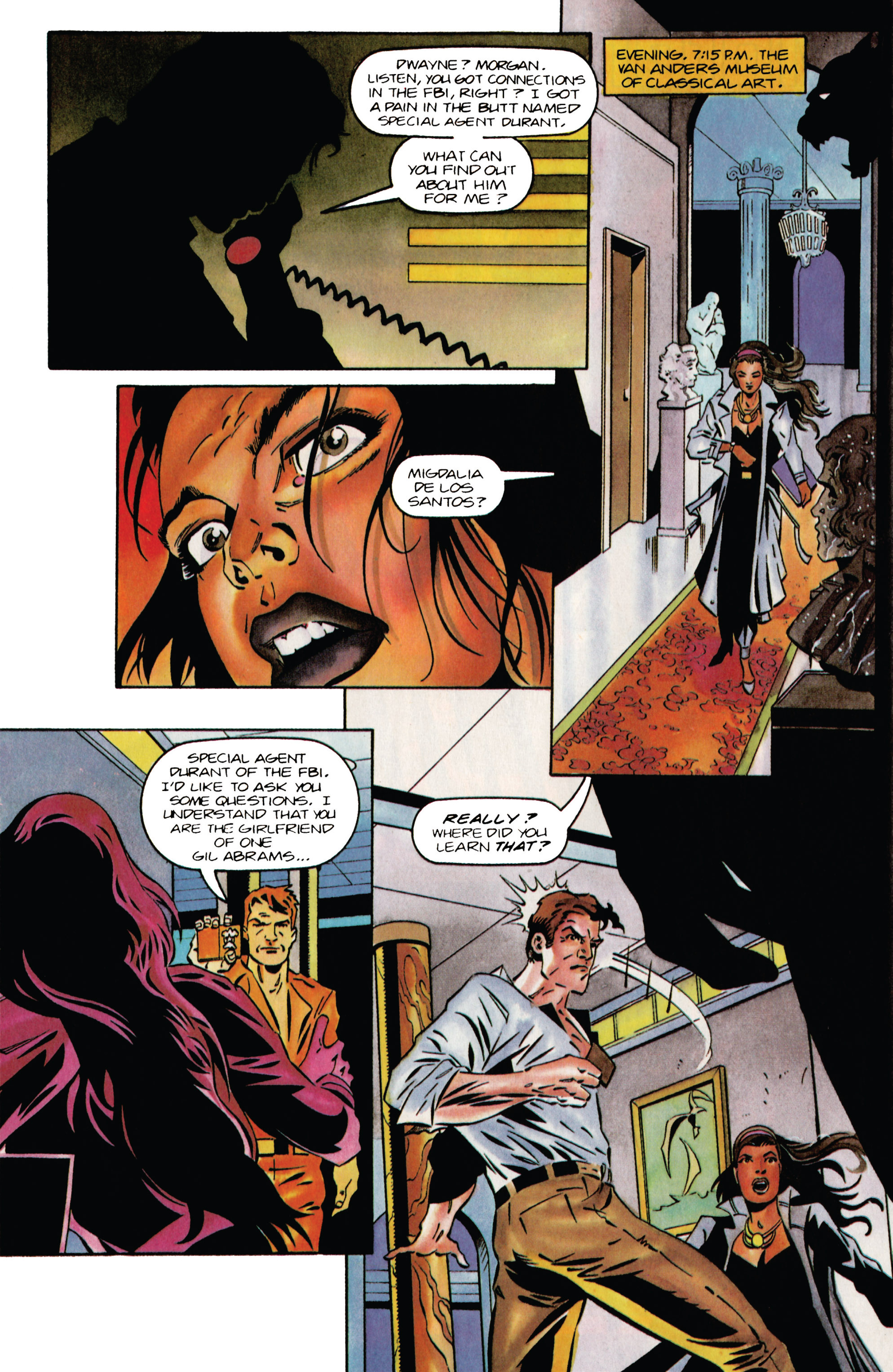 Read online Eternal Warrior (1992) comic -  Issue #34 - 12