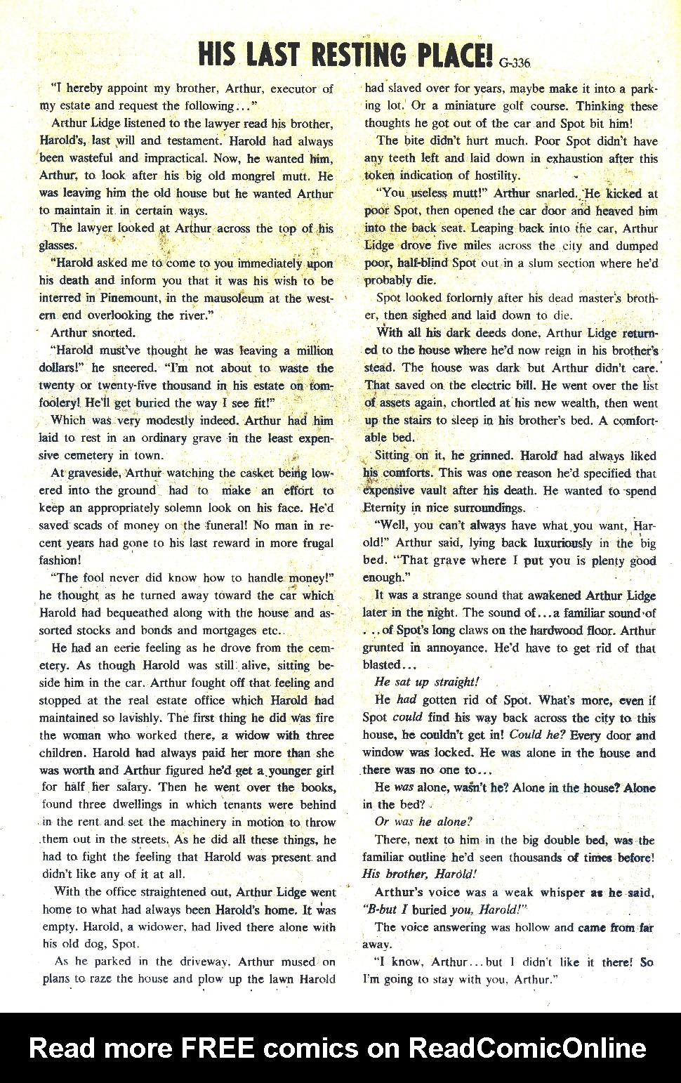 House of Secrets (1956) issue 82 - Page 11