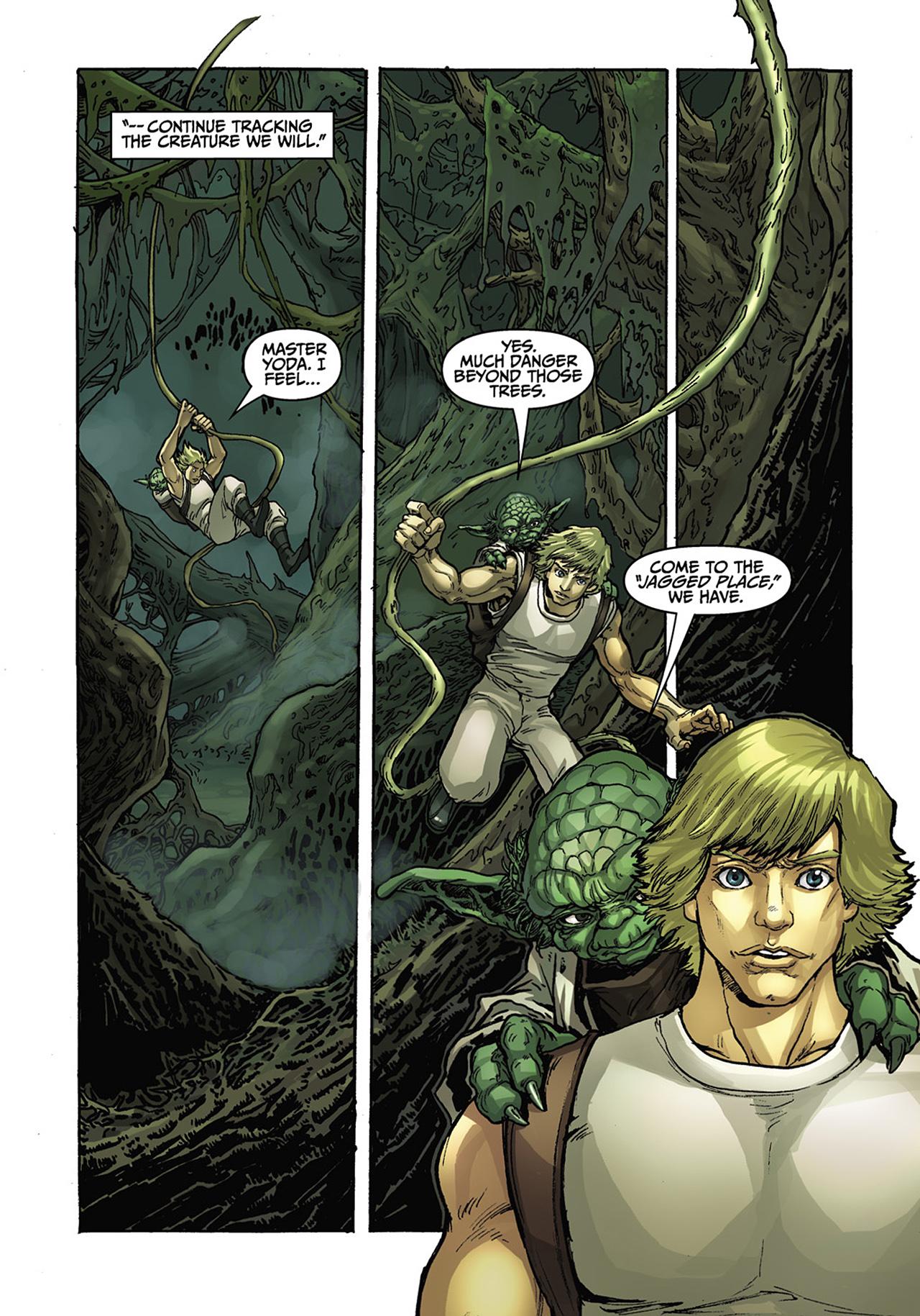 Read online Star Wars Omnibus comic -  Issue # Vol. 33 - 211