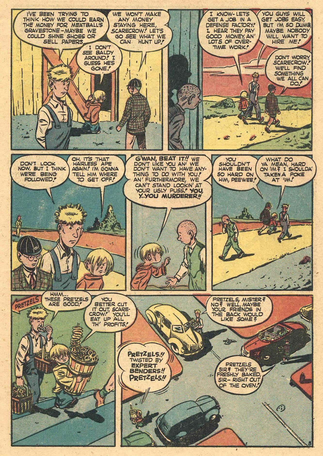 Daredevil (1941) issue 16 - Page 5