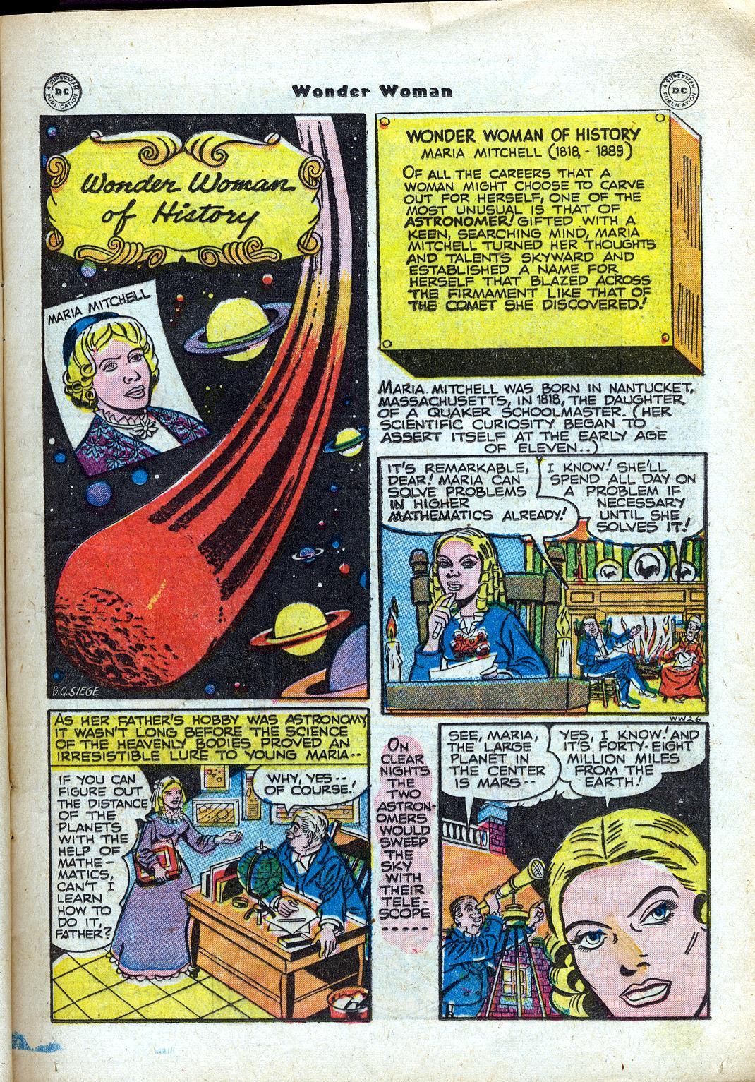 Read online Wonder Woman (1942) comic -  Issue #24 - 17