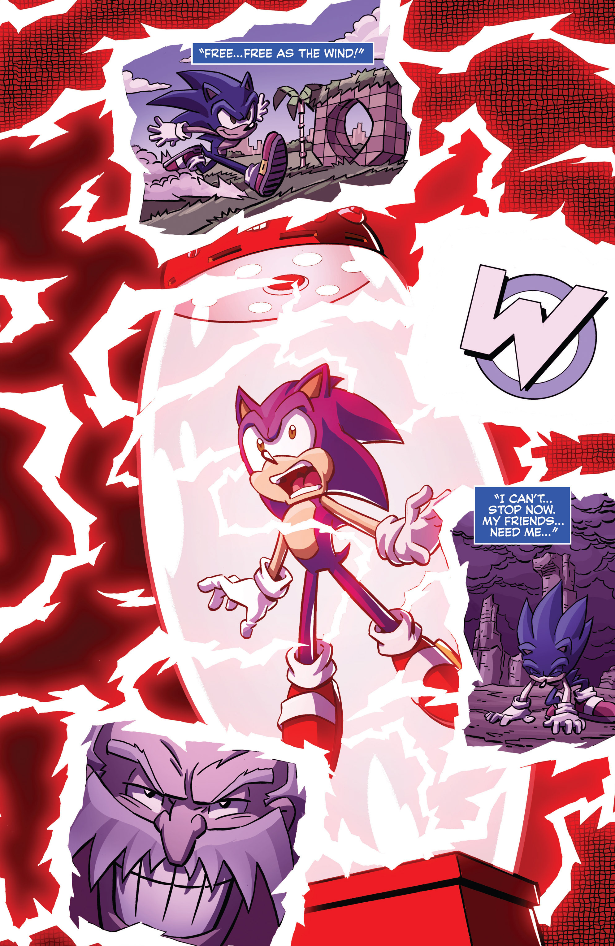 Read online Sonic Boom comic -  Issue #8 - 18