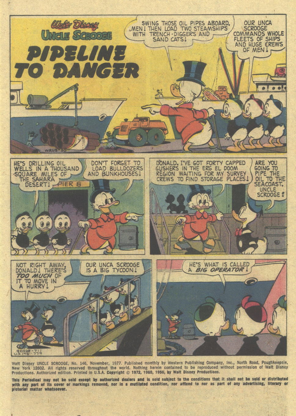 Read online Uncle Scrooge (1953) comic -  Issue #146 - 3