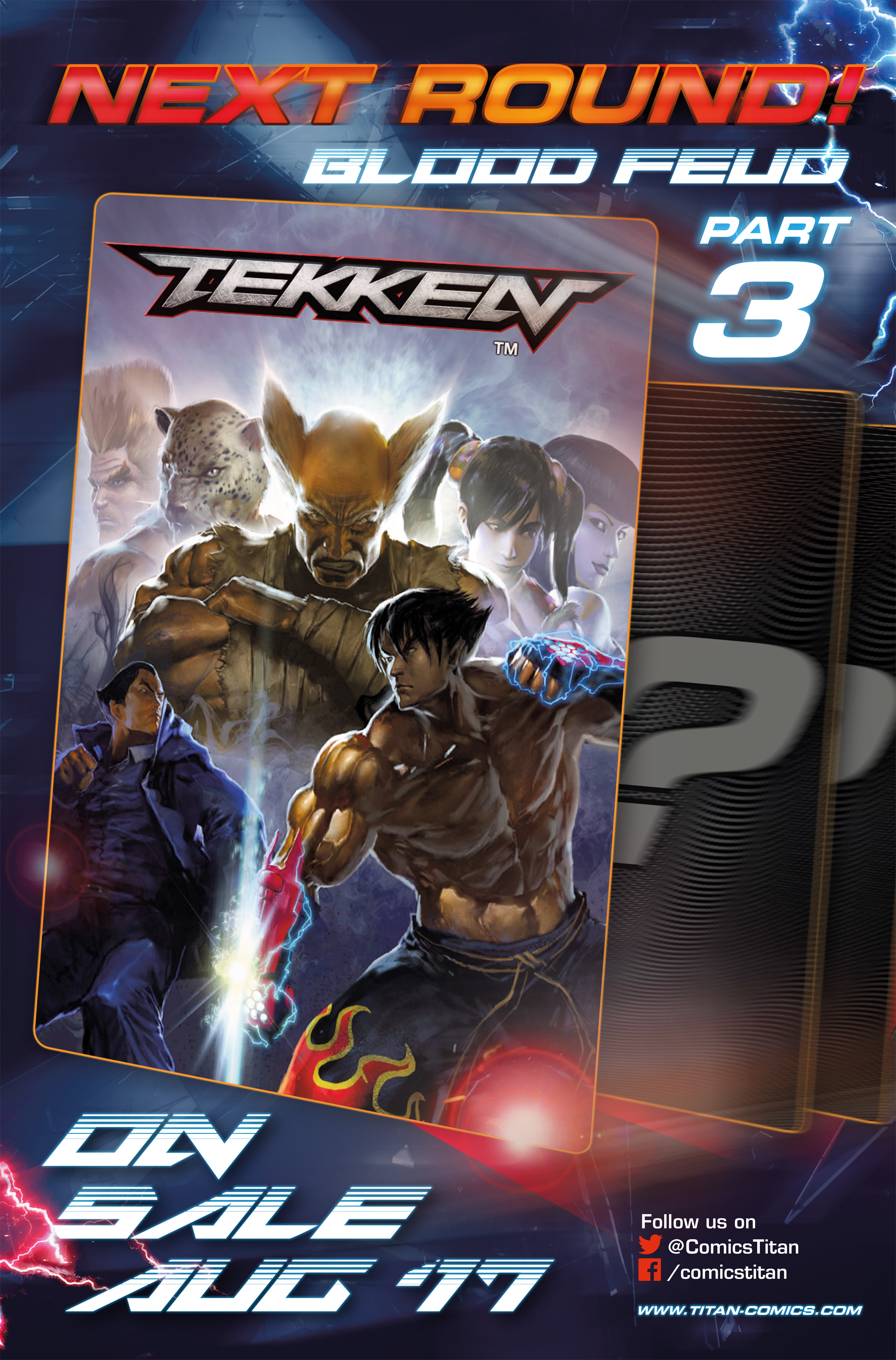 Read online Tekken comic -  Issue #2 - 29