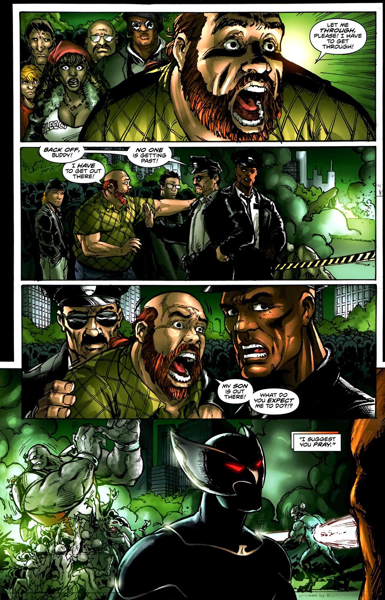 Read online ShadowHawk (2010) comic -  Issue #5 - 14