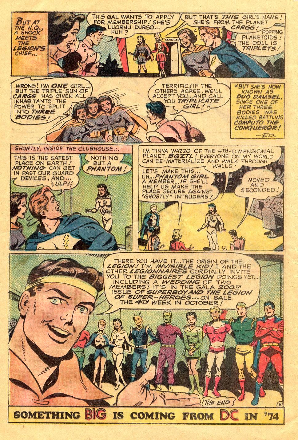 Read online Secret Origins (1973) comic -  Issue #6 - 12