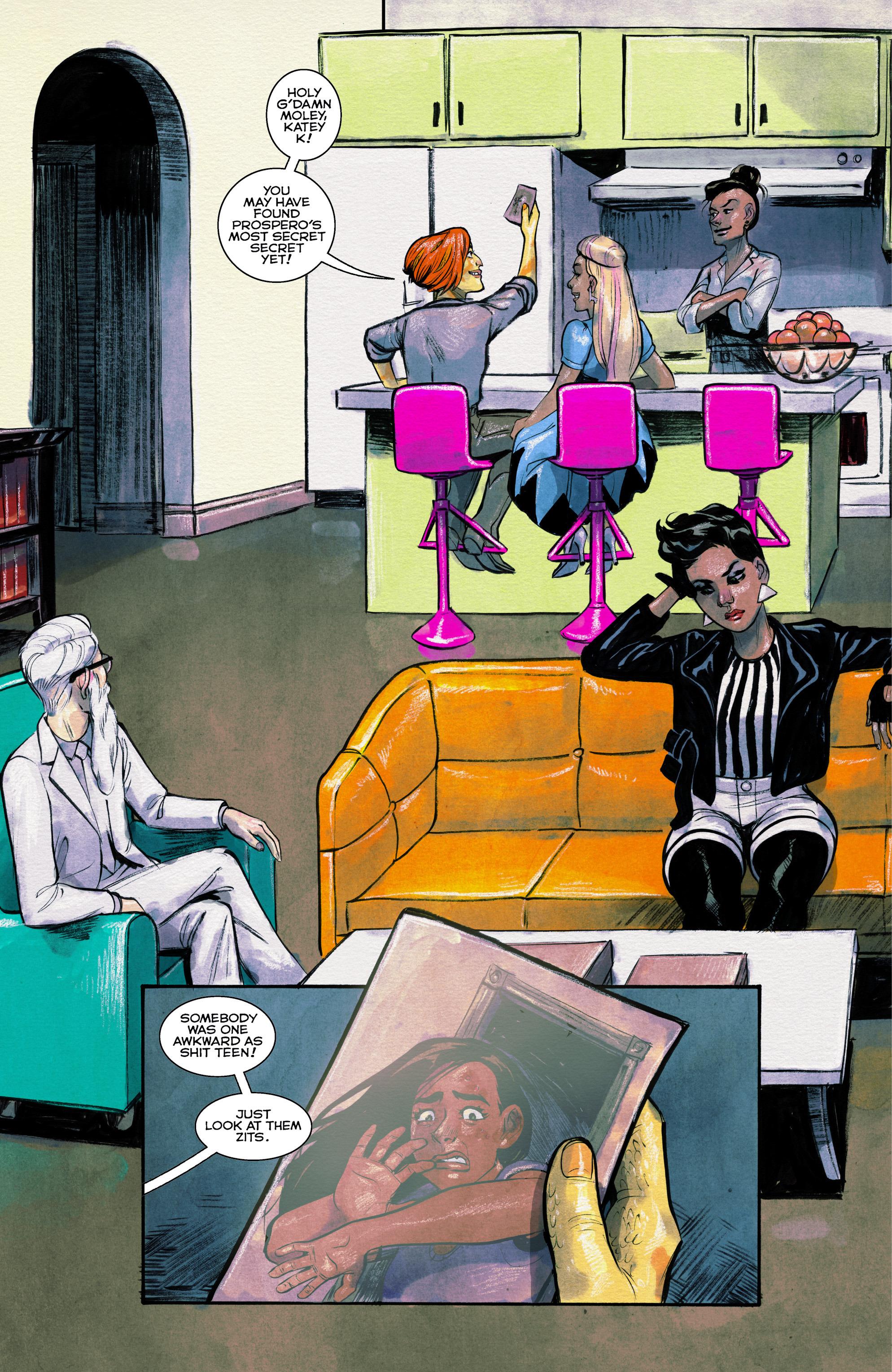 Read online Shutter comic -  Issue #21 - 6