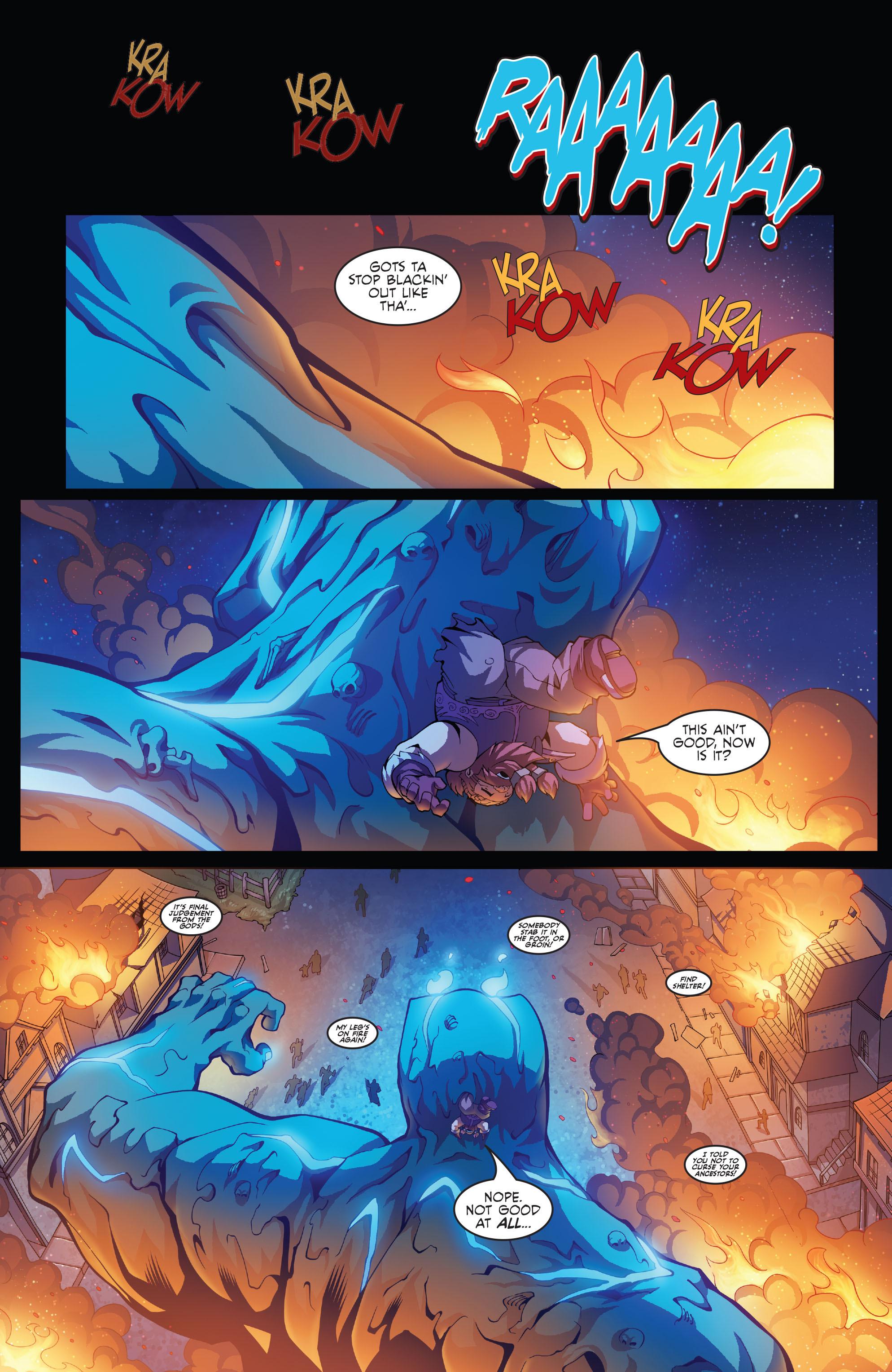 Read online Skullkickers comic -  Issue #5 - 14