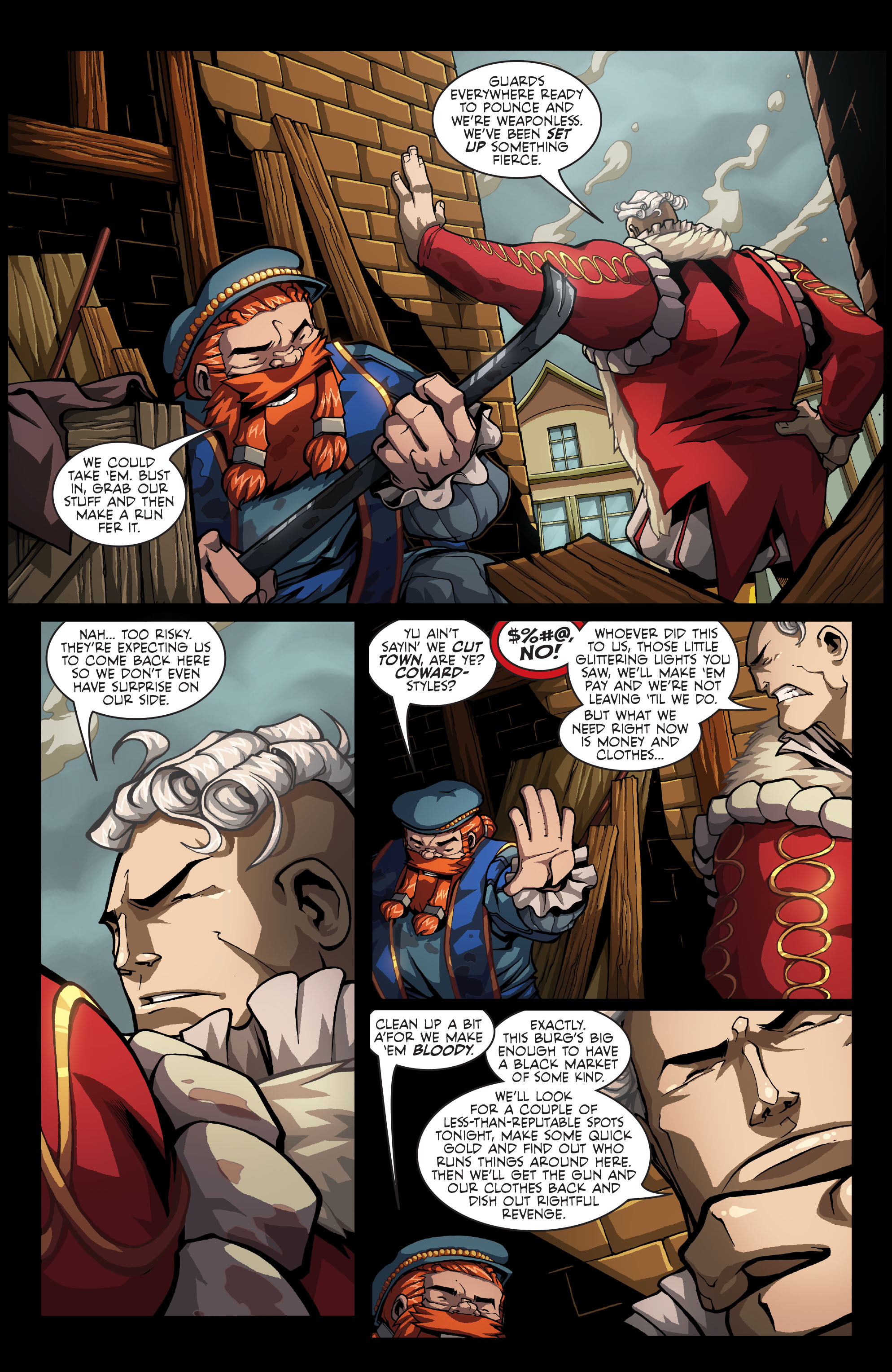 Read online Skullkickers comic -  Issue #8 - 6
