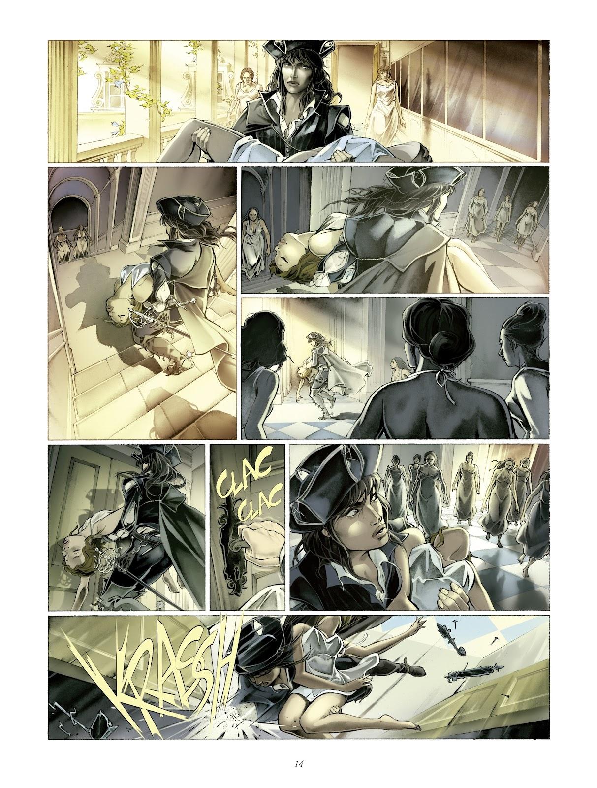 Read online Arthus Trivium comic -  Issue #4 - 16