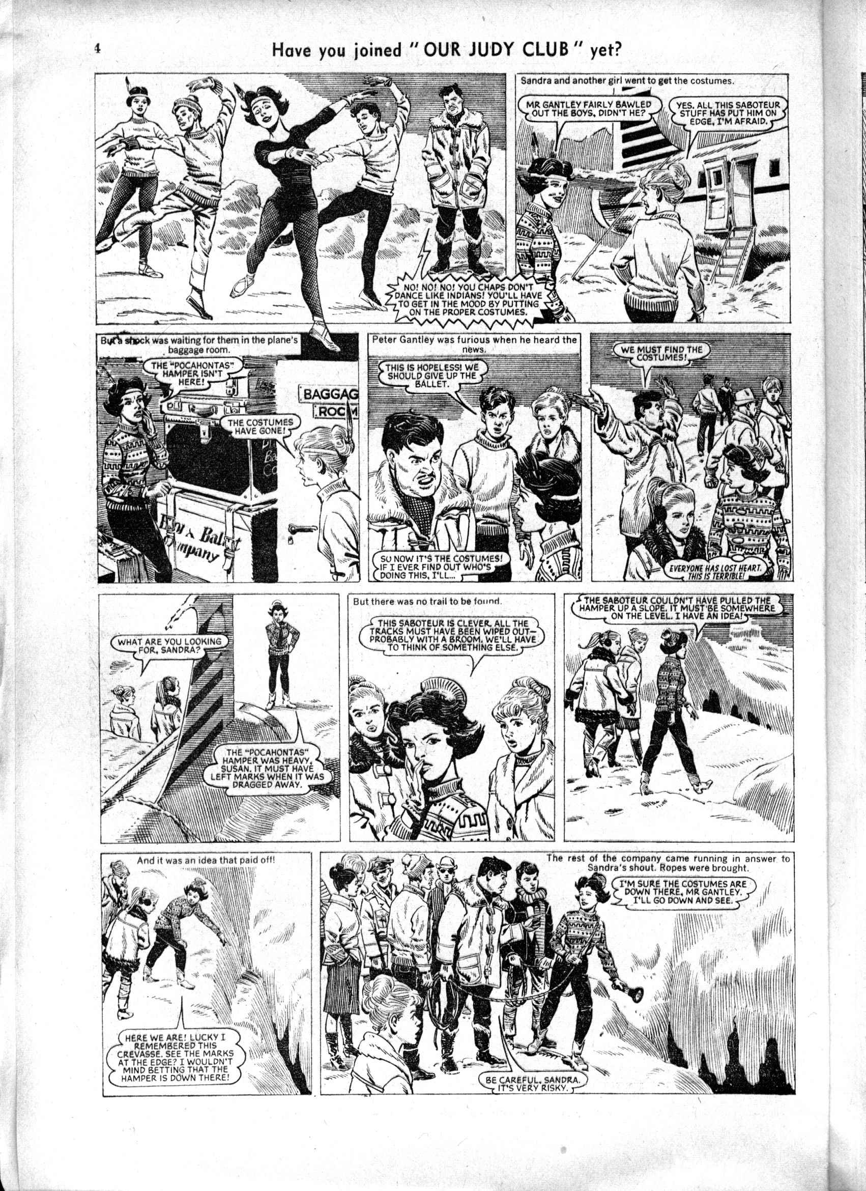 Read online Judy comic -  Issue #162 - 4