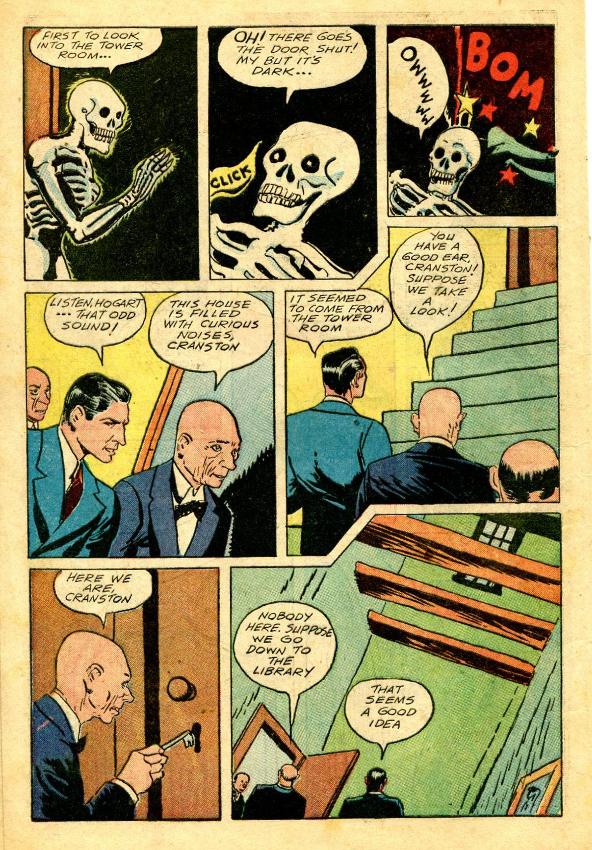 Read online Shadow Comics comic -  Issue #43 - 12