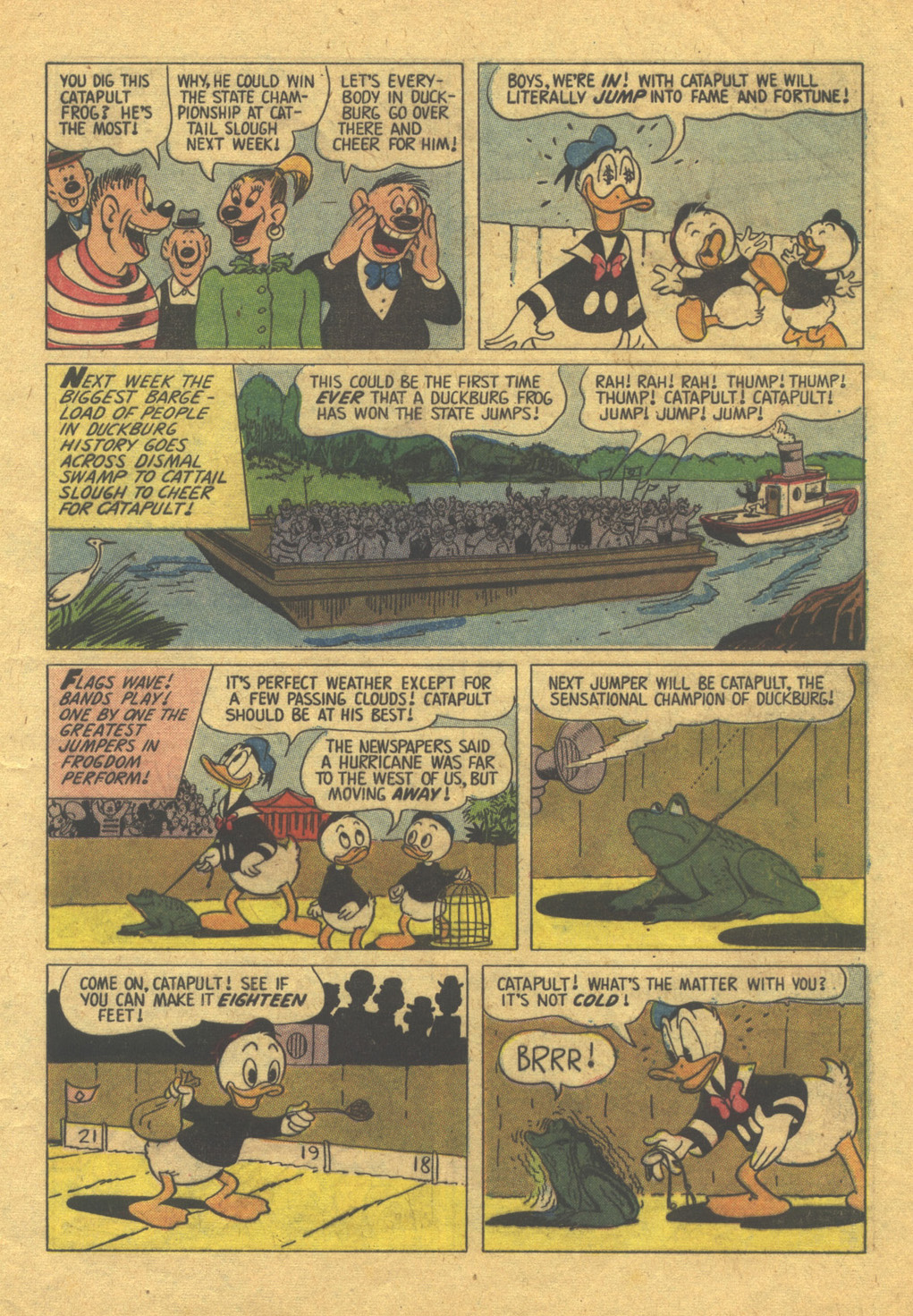Walt Disney's Comics and Stories issue 216 - Page 9