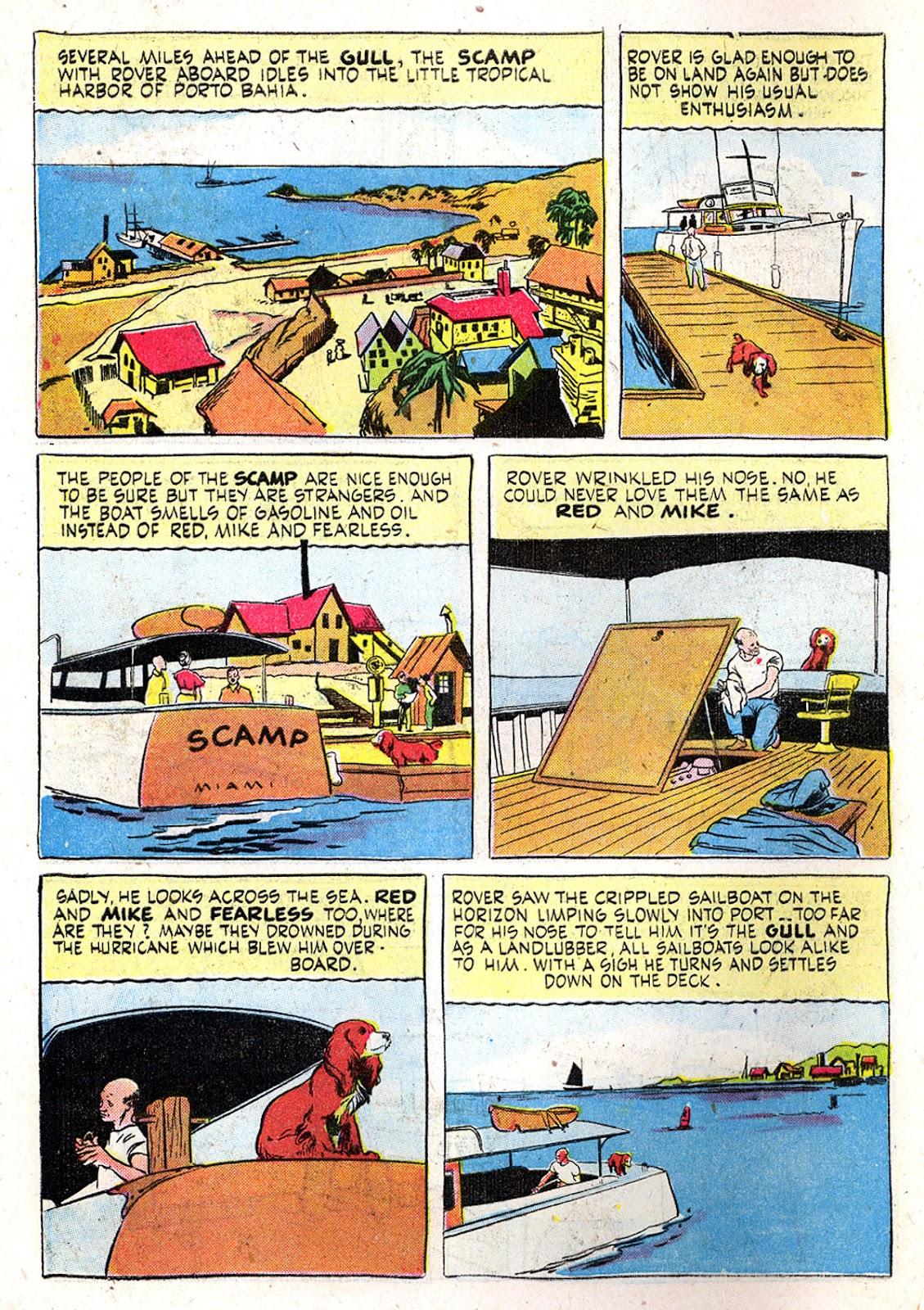 Read online Animal Comics comic -  Issue #29 - 6