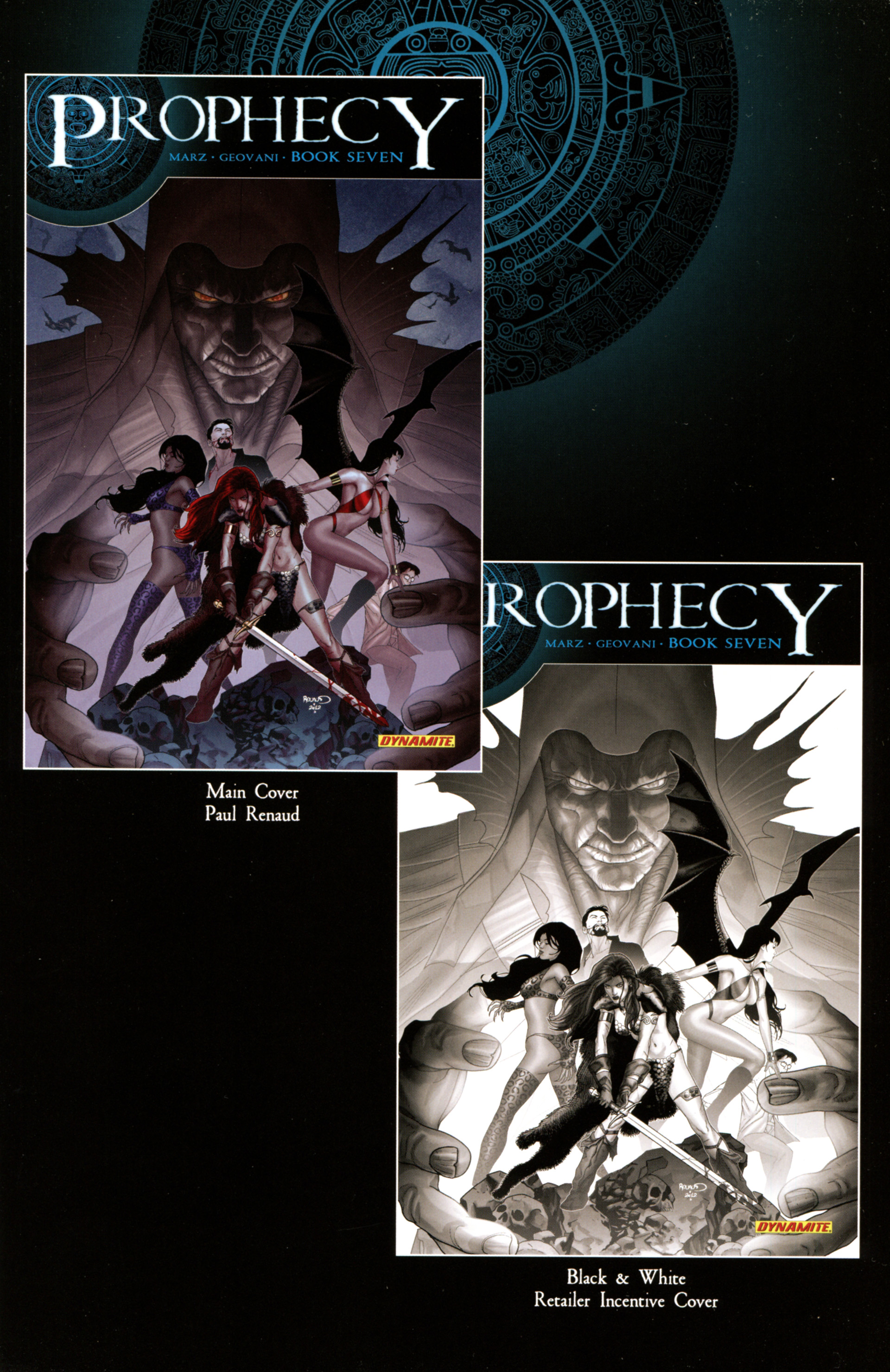 Read online Prophecy comic -  Issue #7 - 33