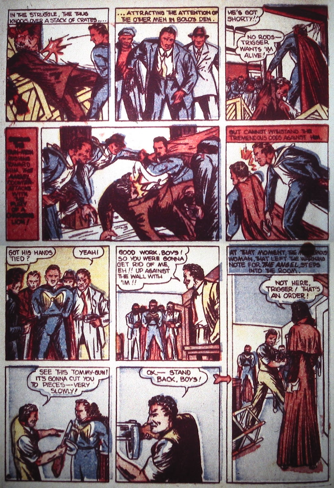 Marvel Comics (1939) issue Full - Page 24