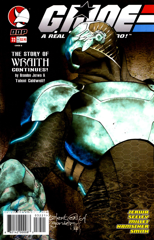 G.I. Joe (2001) 32 Page 1
