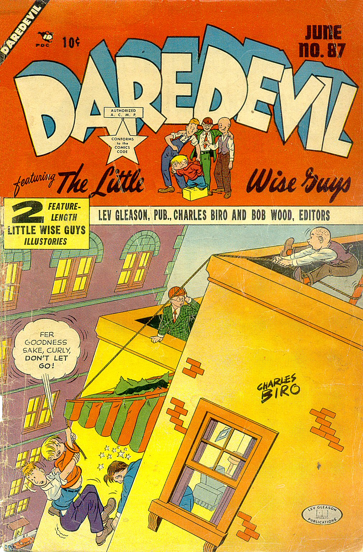 Daredevil (1941) 87 Page 1
