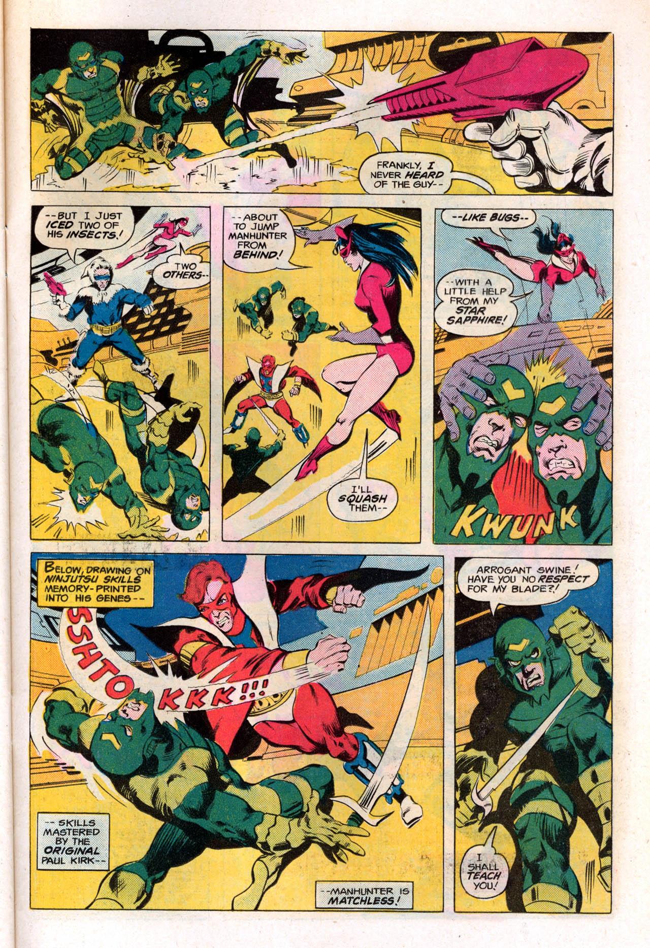Read online Secret Society of Super-Villains comic -  Issue #2 - 31