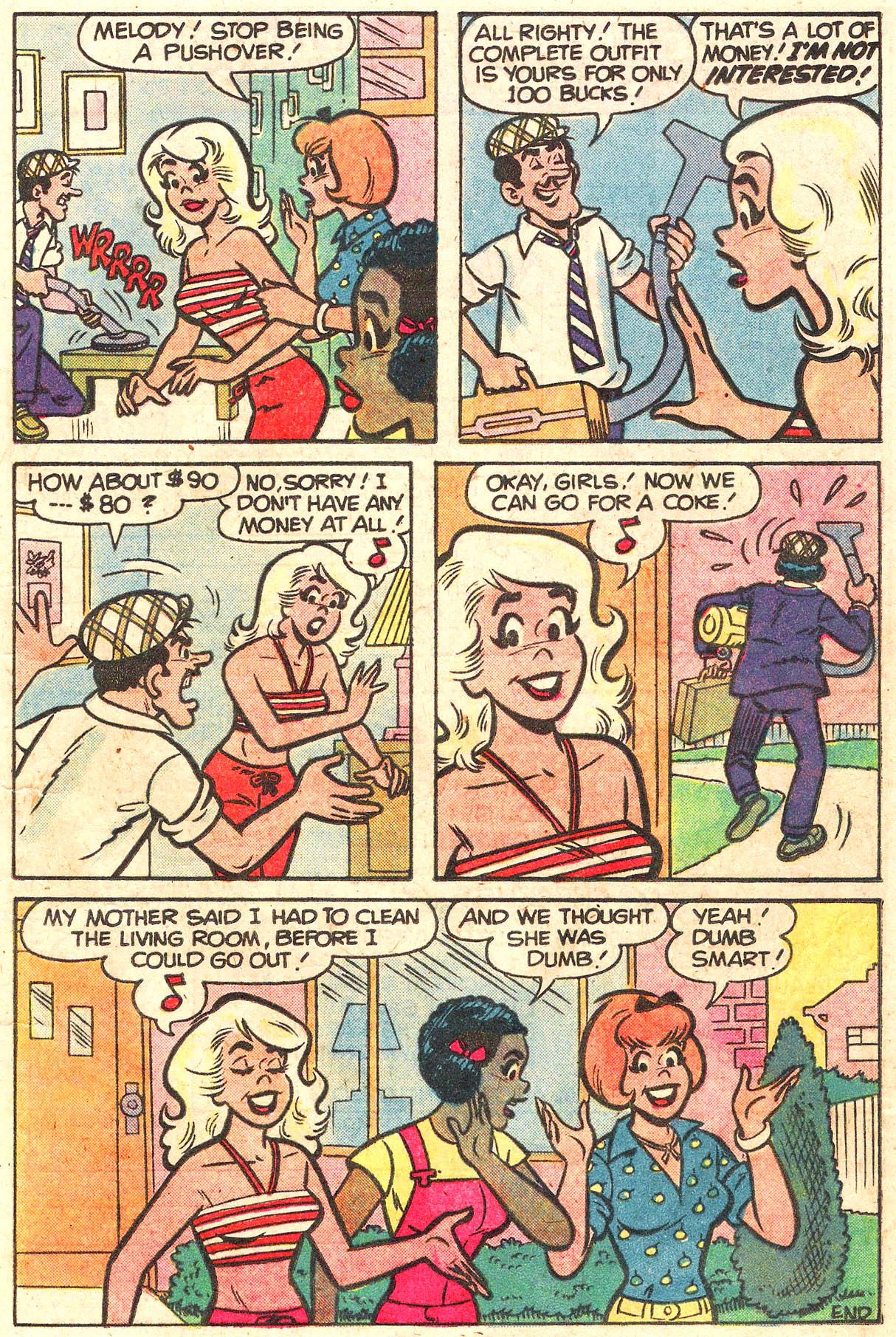 Read online She's Josie comic -  Issue #100 - 17