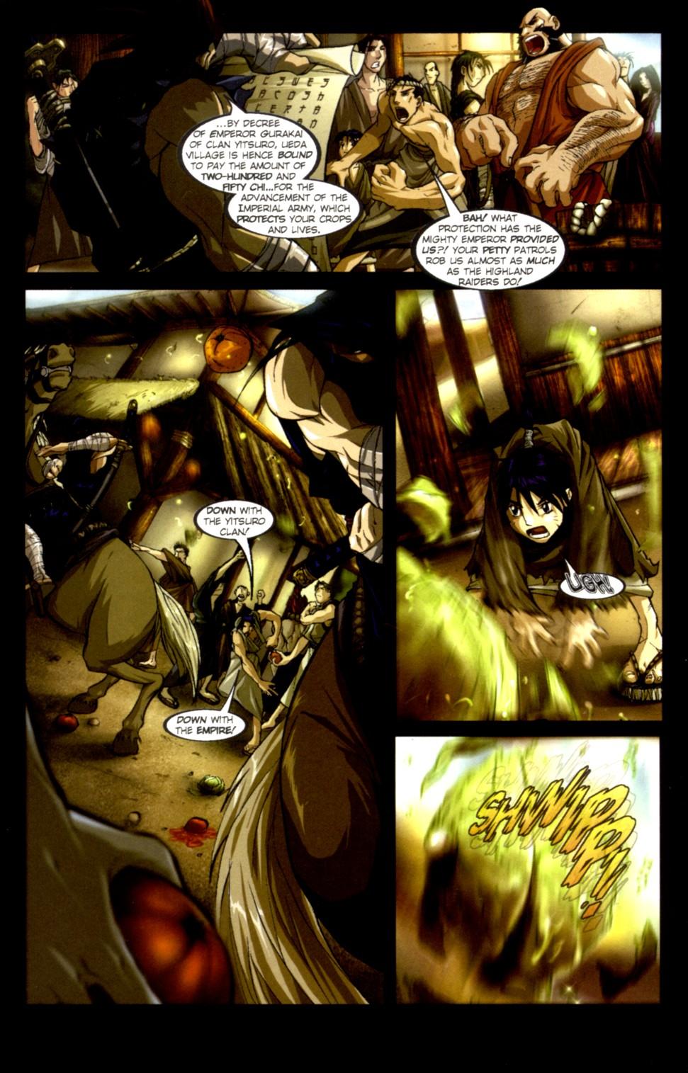 Read online Shidima comic -  Issue #1 - 11