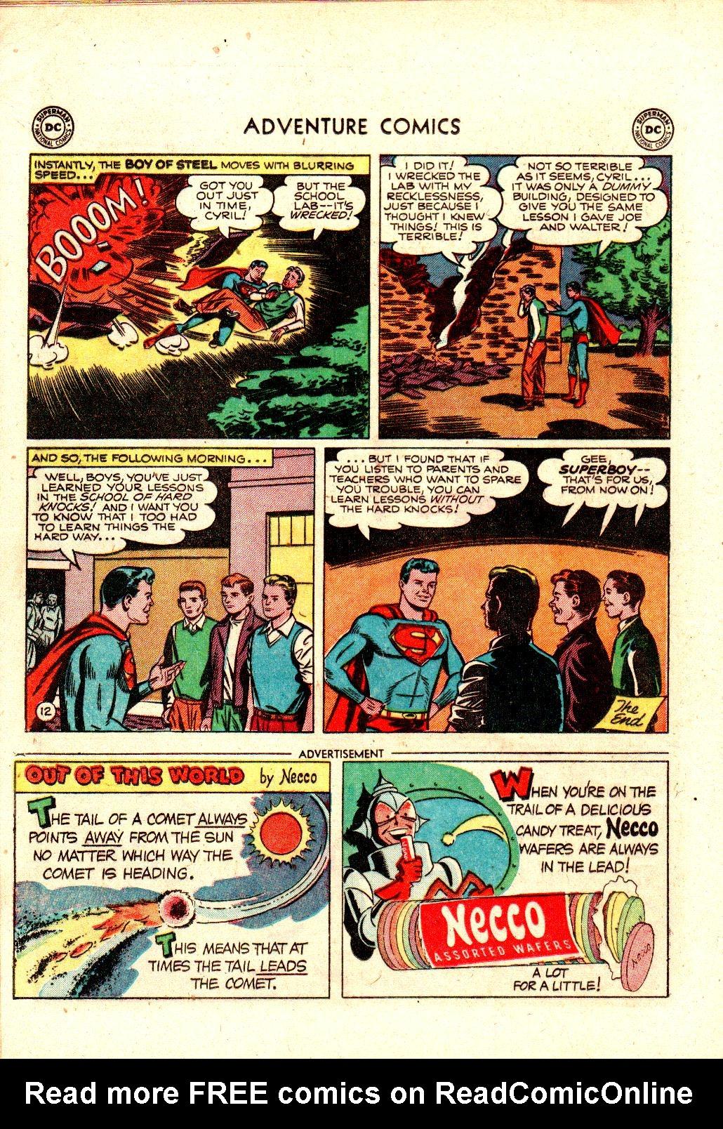 Read online Adventure Comics (1938) comic -  Issue #173 - 14
