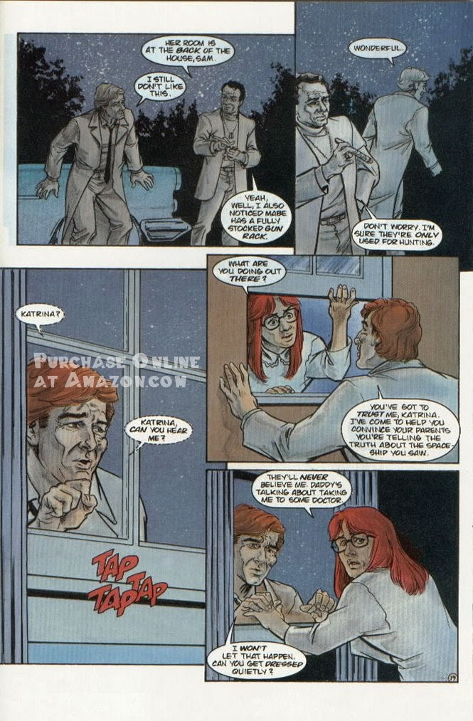 Read online Quantum Leap comic -  Issue #5 - 20