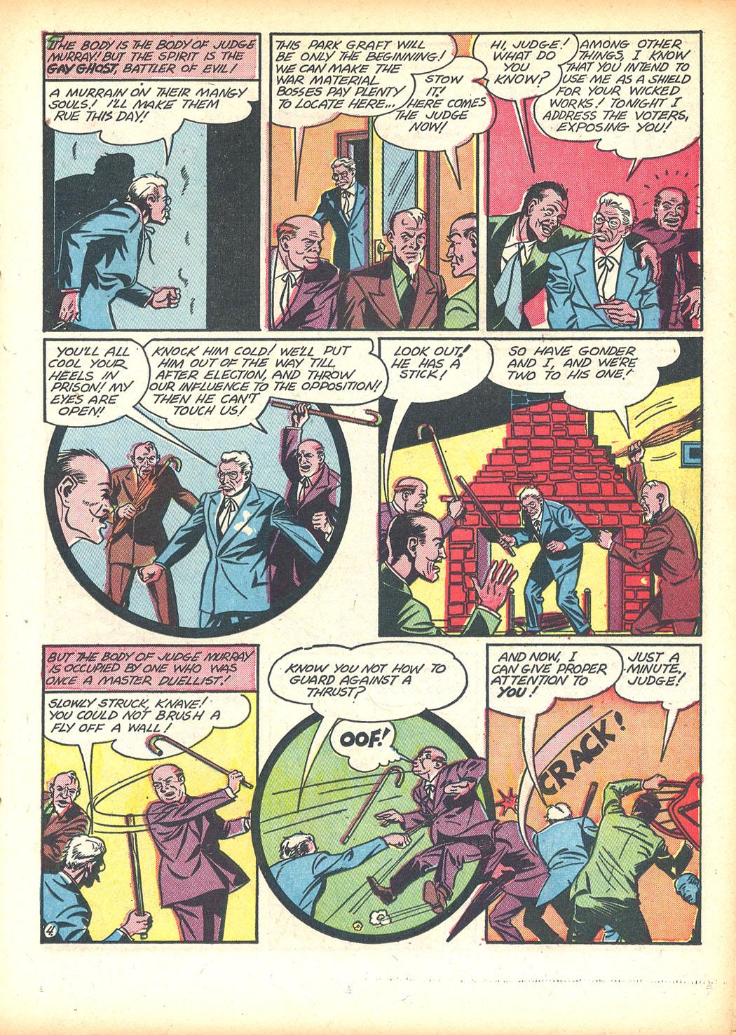 Read online Sensation (Mystery) Comics comic -  Issue #13 - 29