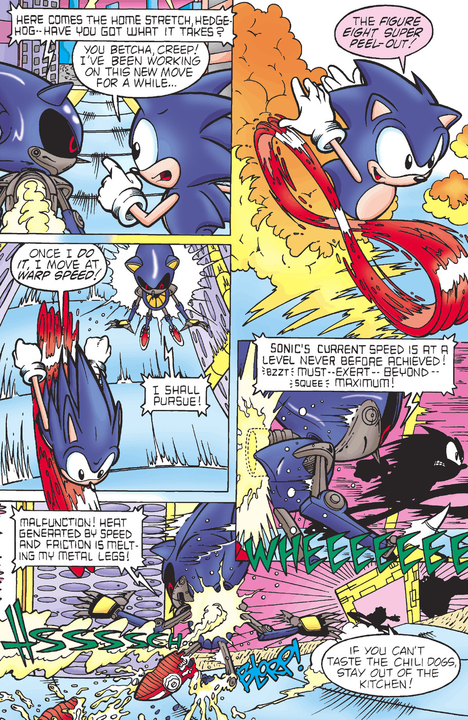 Read online Sonic Universe comic -  Issue #50 - 34