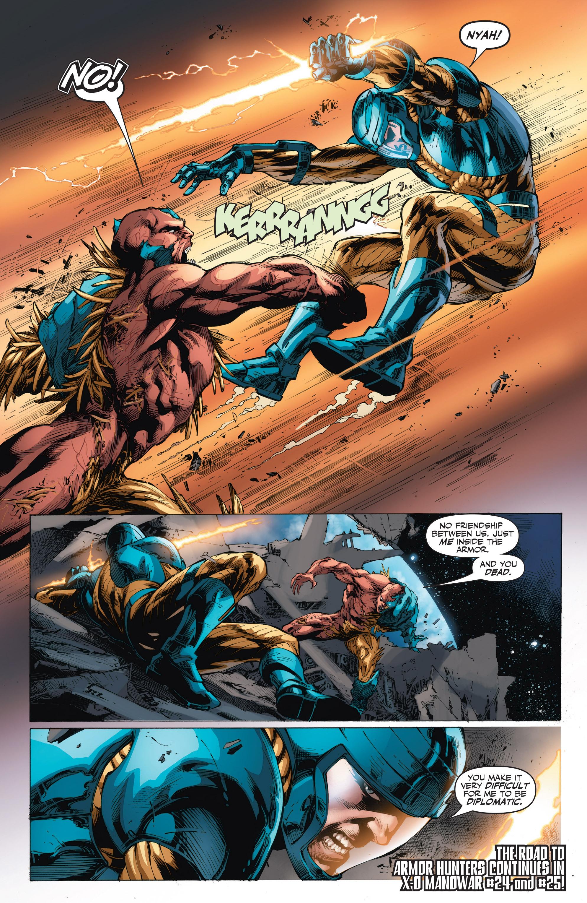 Read online Shadowman (2012) comic -  Issue #16 - 28