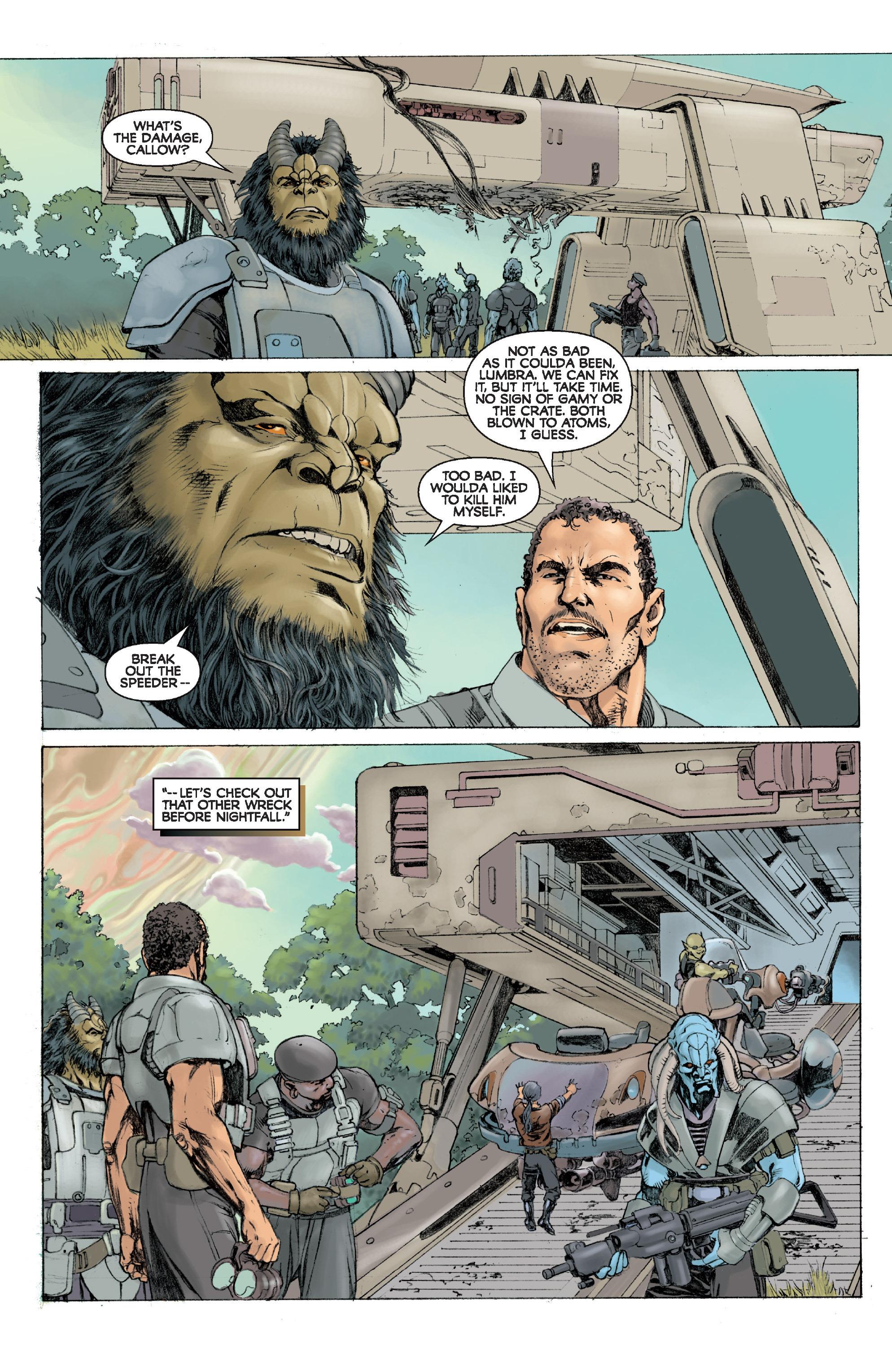 Read online Star Wars Omnibus comic -  Issue # Vol. 31 - 233