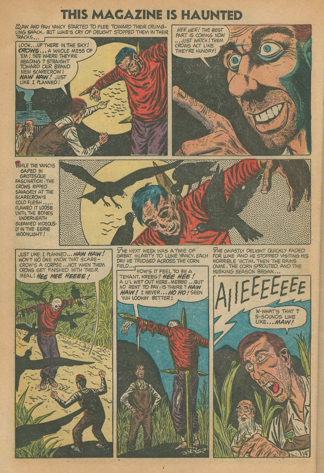 Read online This Magazine Is Haunted comic -  Issue #19 - 12