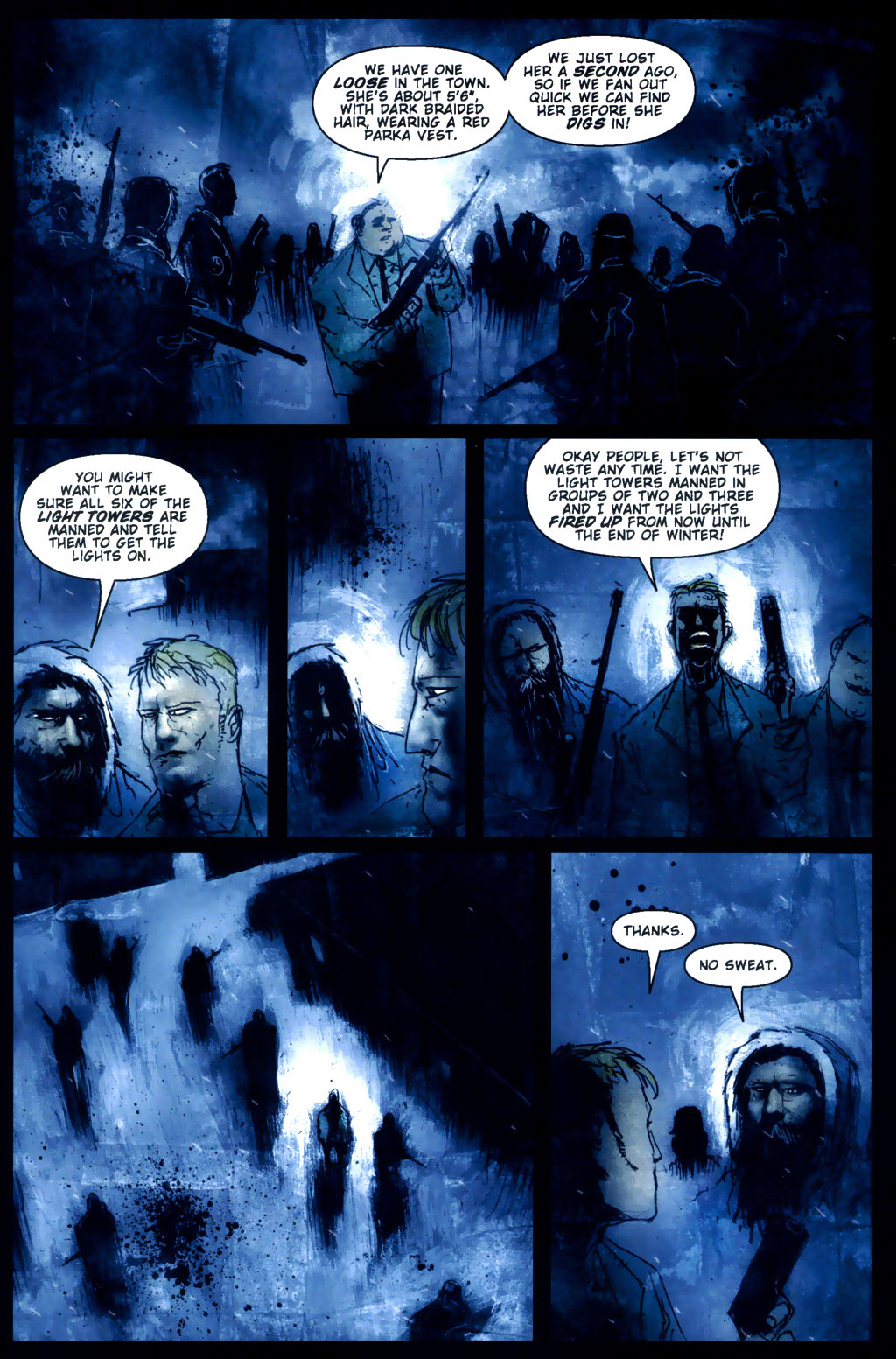 Read online 30 Days of Night: Return to Barrow comic -  Issue #3 - 14