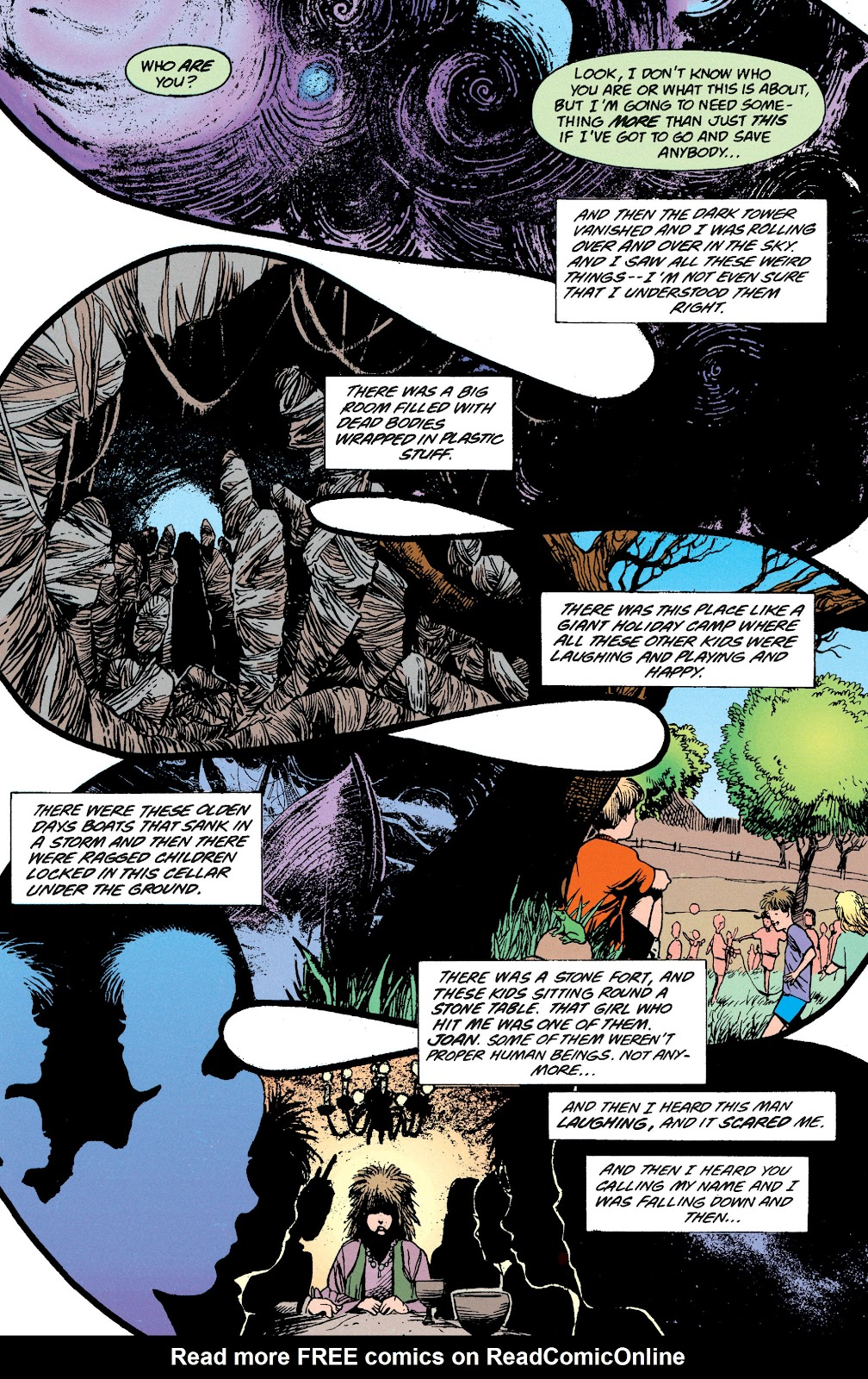 Read online The Children's Crusade comic -  Issue # _TPB (Part 1) - 44