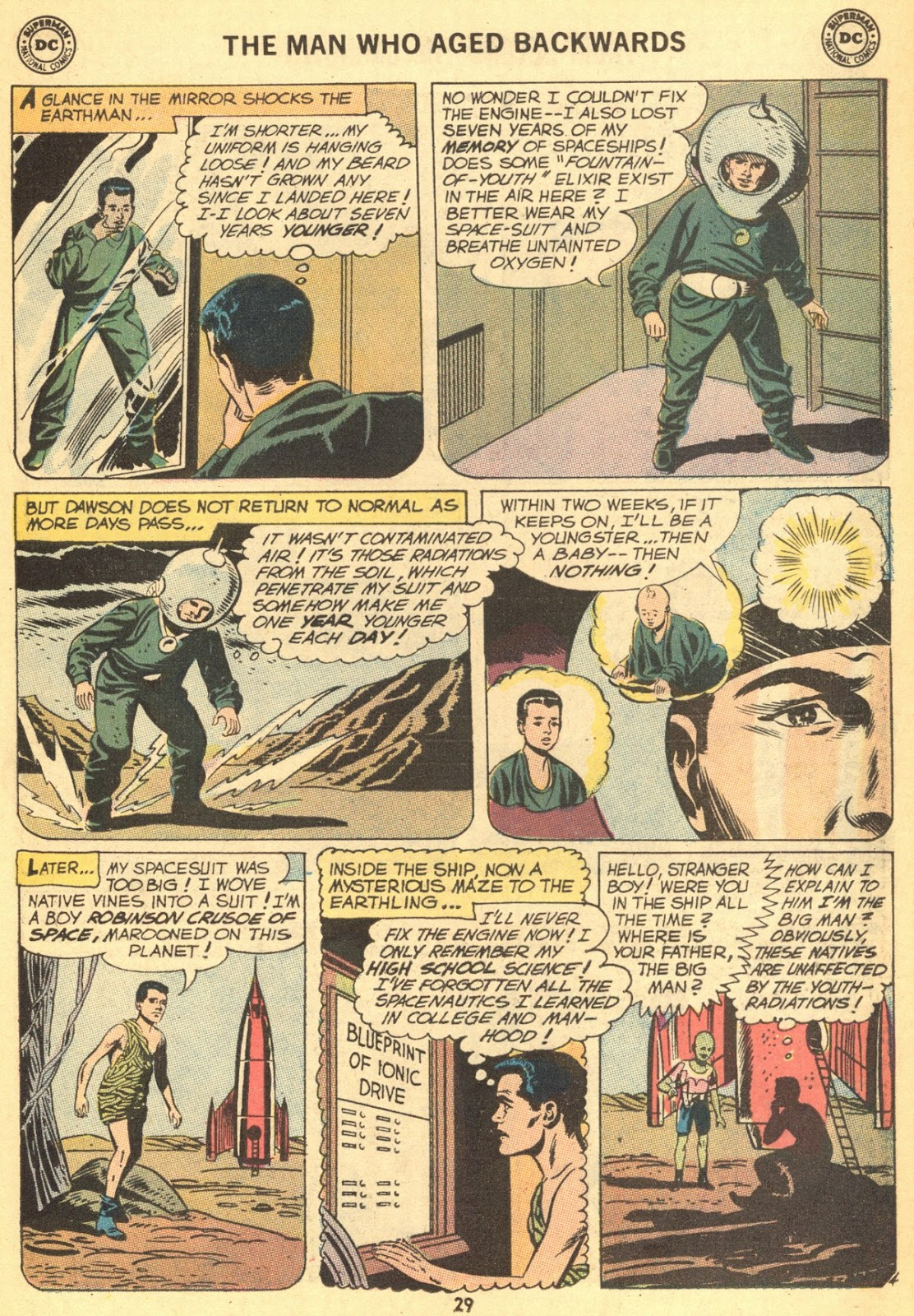 From Beyond the Unknown (1969) issue 9 - Page 31