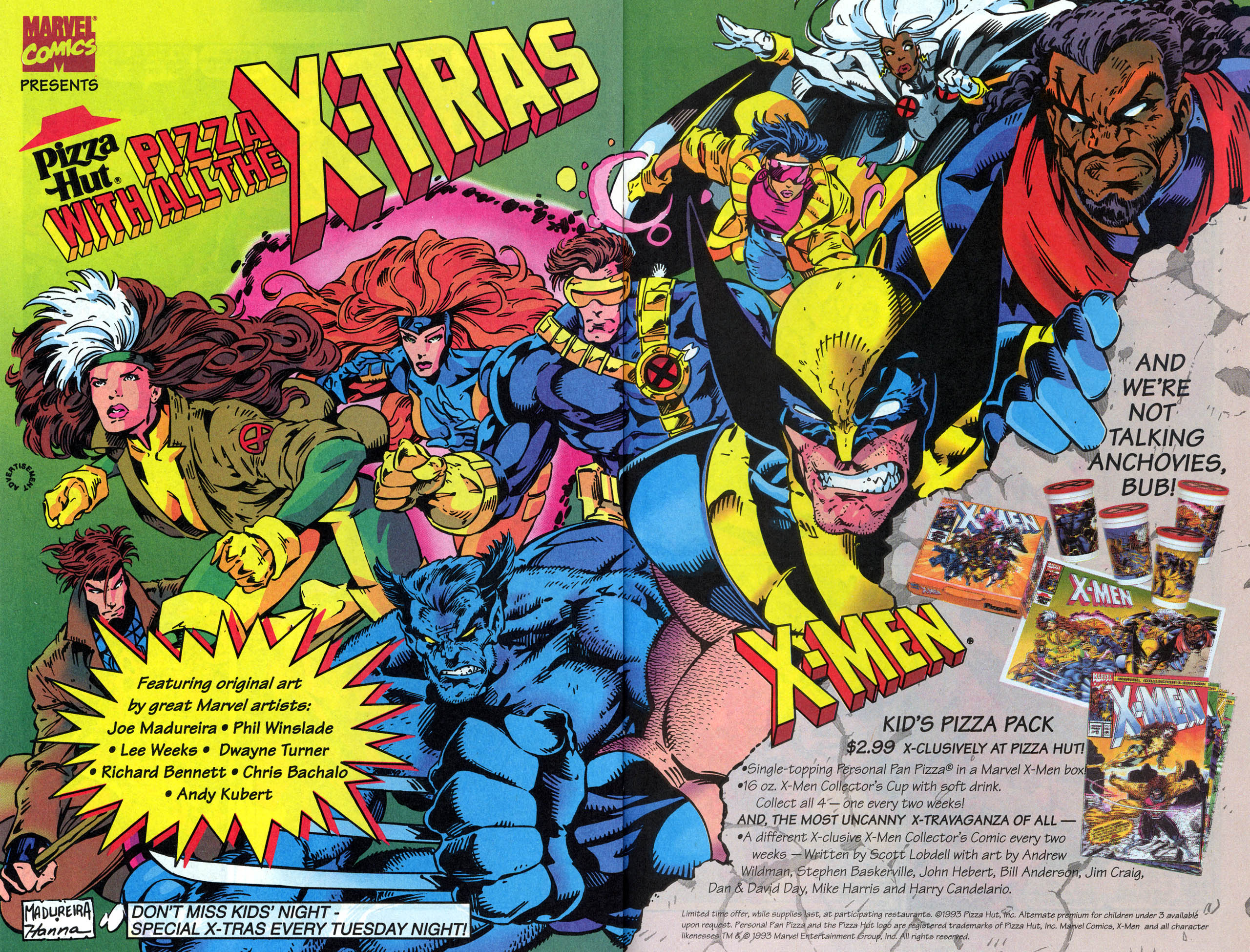 Read online X-Force (1991) comic -  Issue #27 - 25