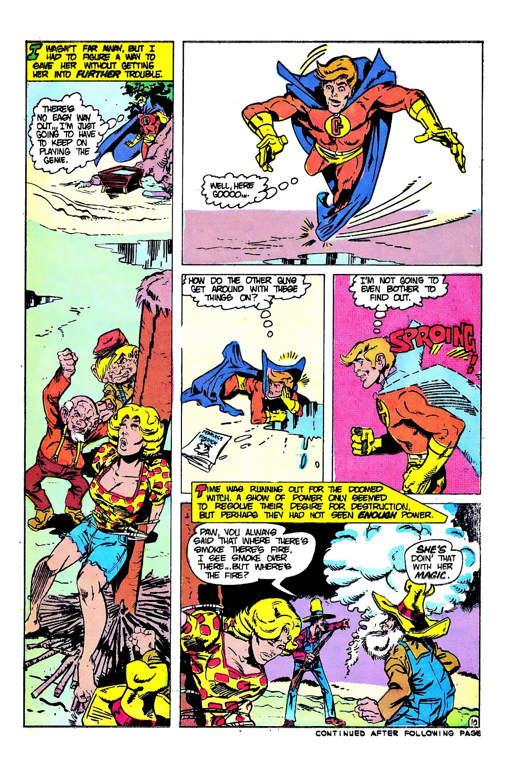 E-Man (1973) issue 10 - Page 13