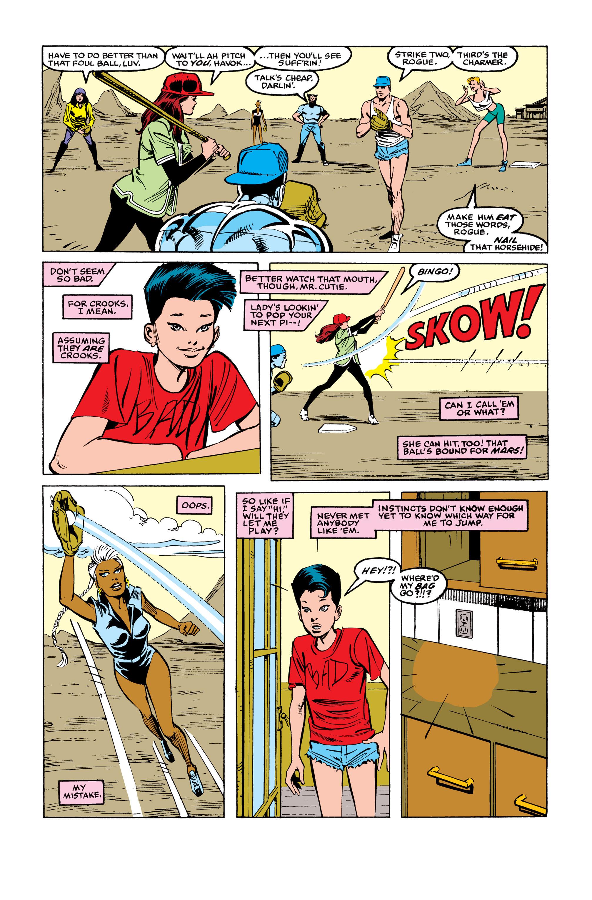 Read online Uncanny X-Men (1963) comic -  Issue # _Annual 13 - 45