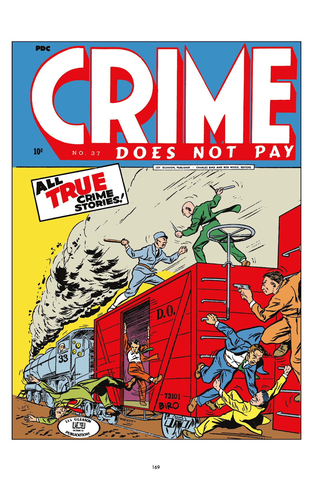 Read online Crime Does Not Pay Archives comic -  Issue # TPB 4 (Part 2) - 69