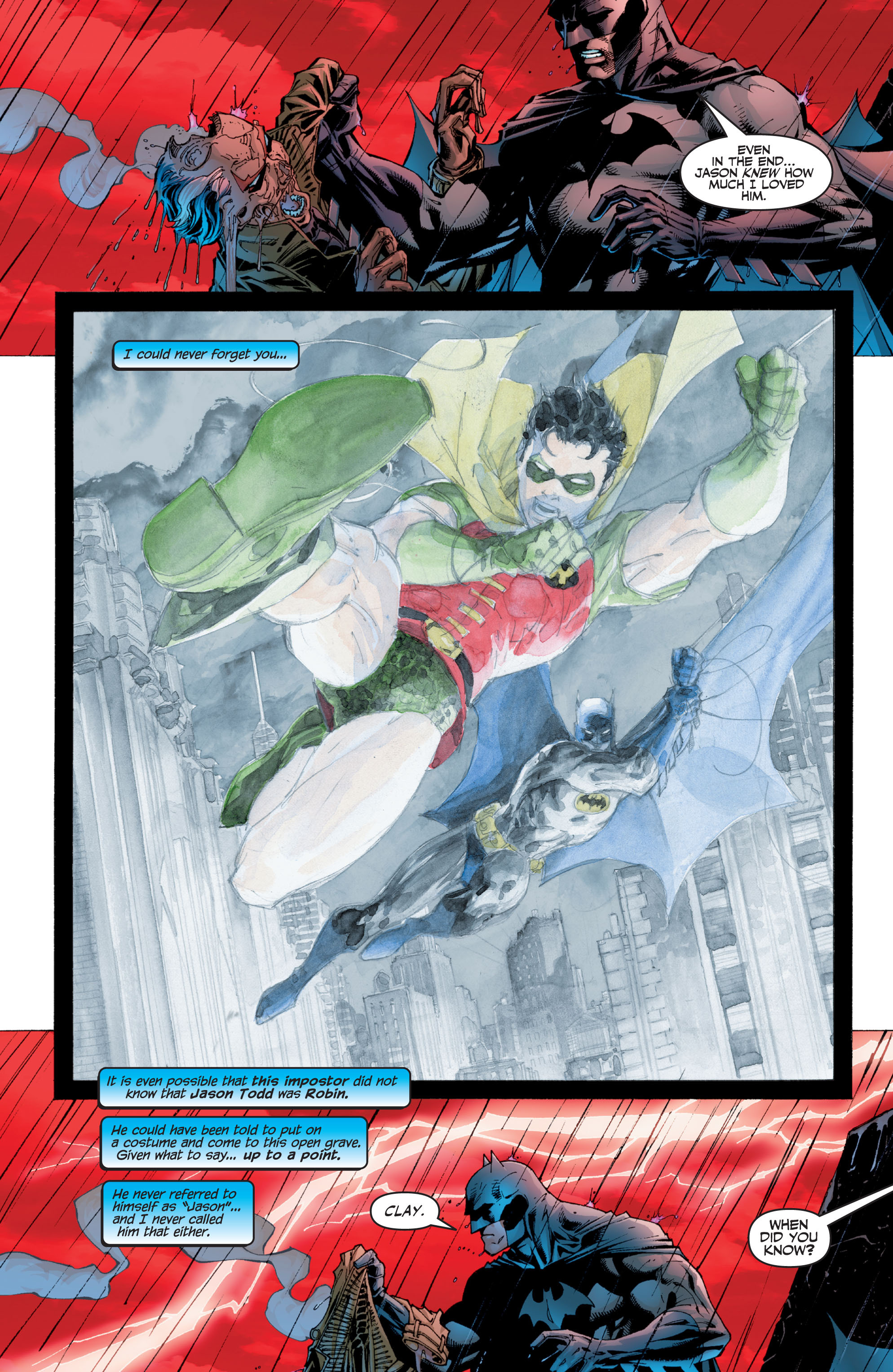 Read online Batman: Under The Red Hood comic -  Issue # Full - 375