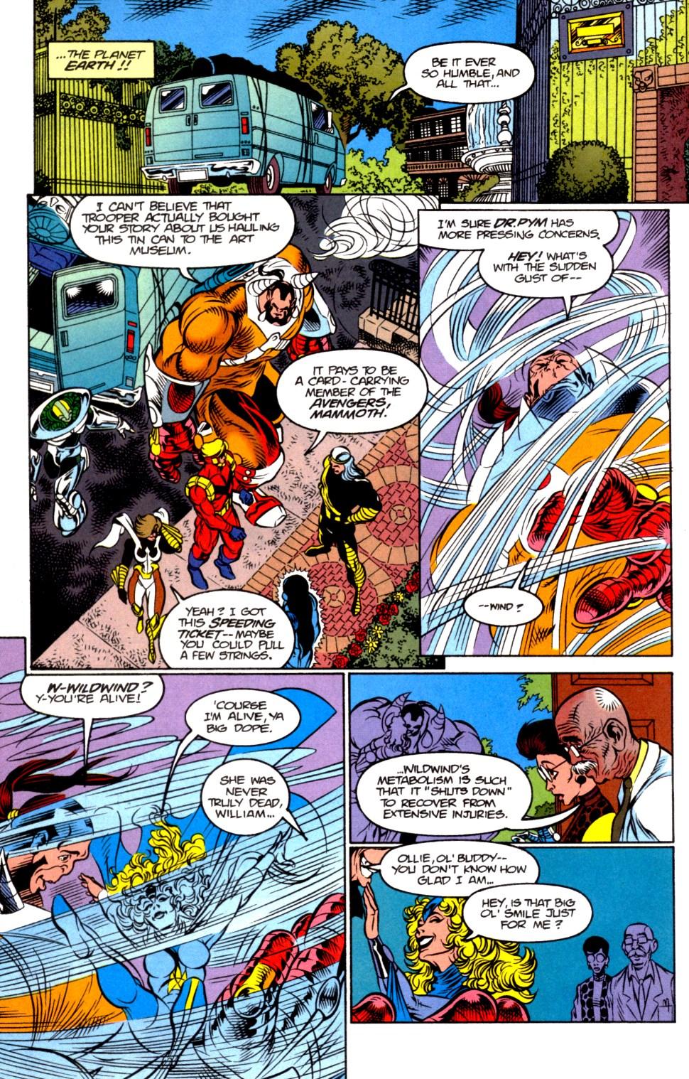 Read online Blackwulf comic -  Issue #6 - 4