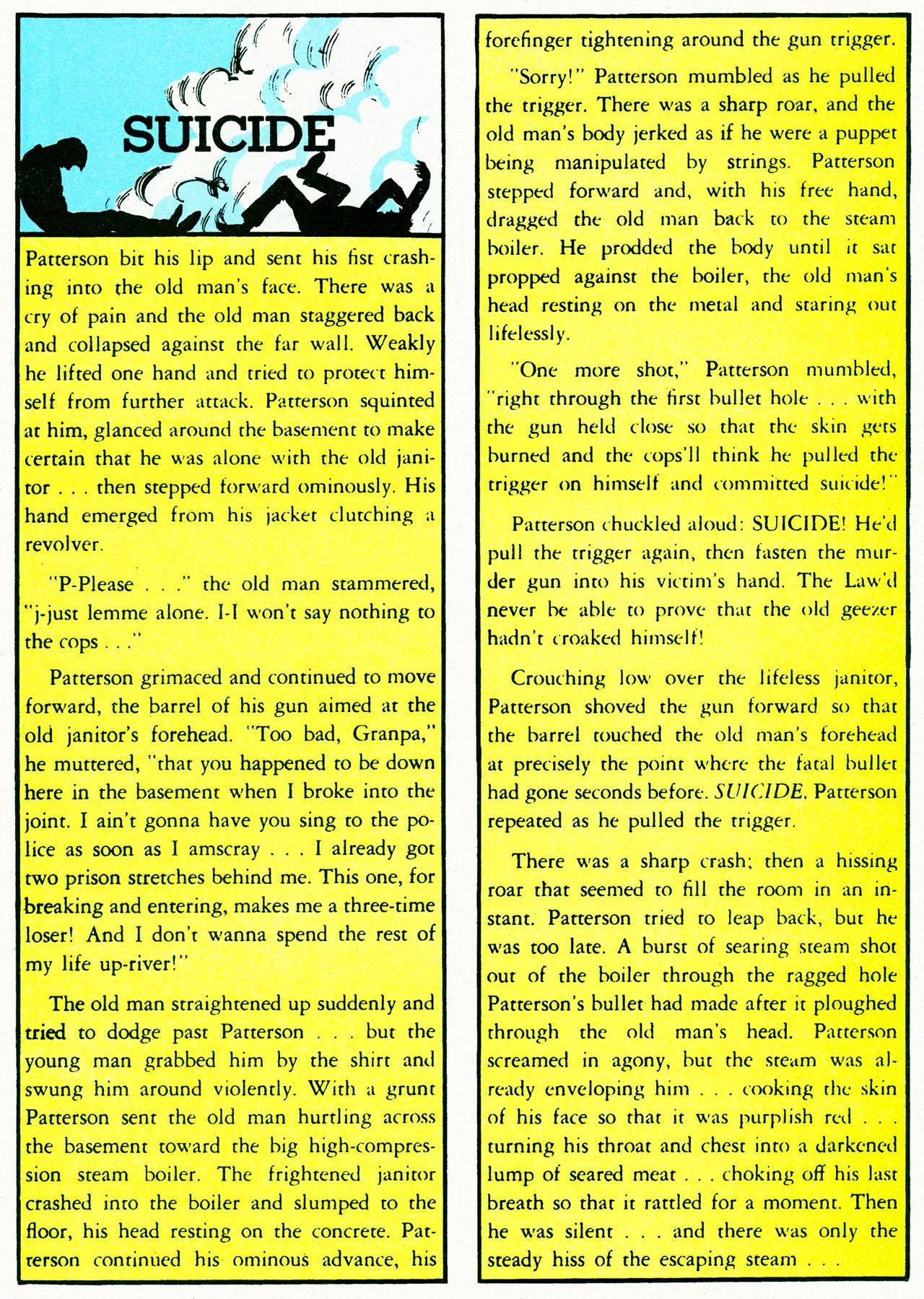 Read online Shock SuspenStories comic -  Issue #8 - 20