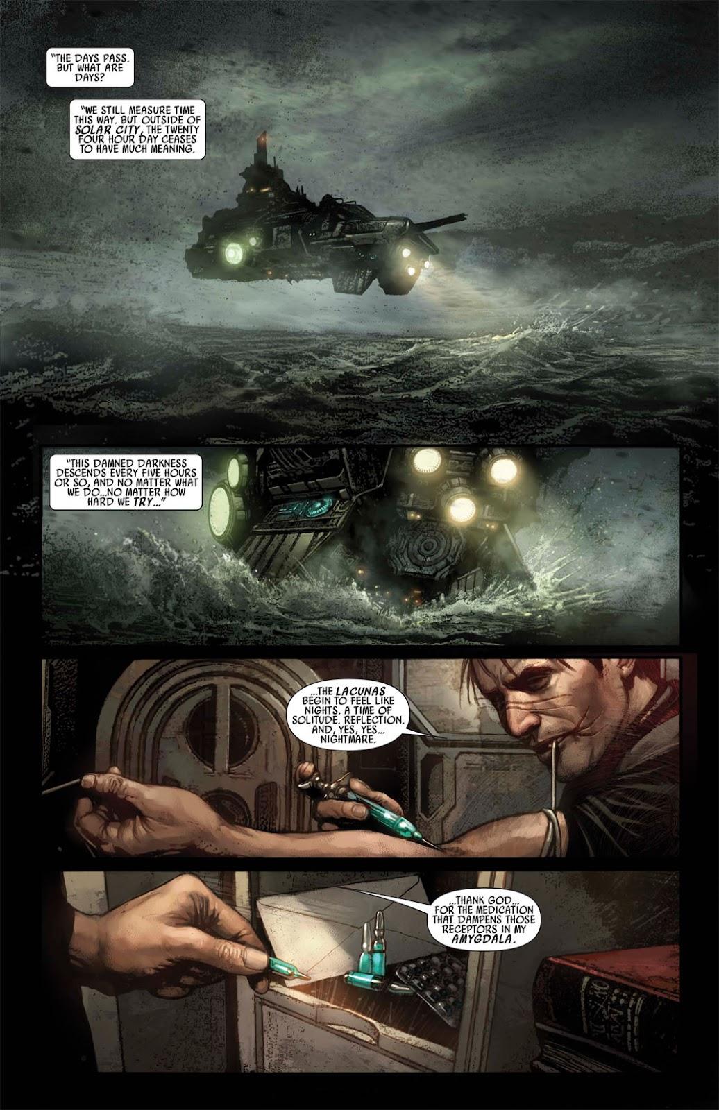 Read online After Dark comic -  Issue #2 - 10