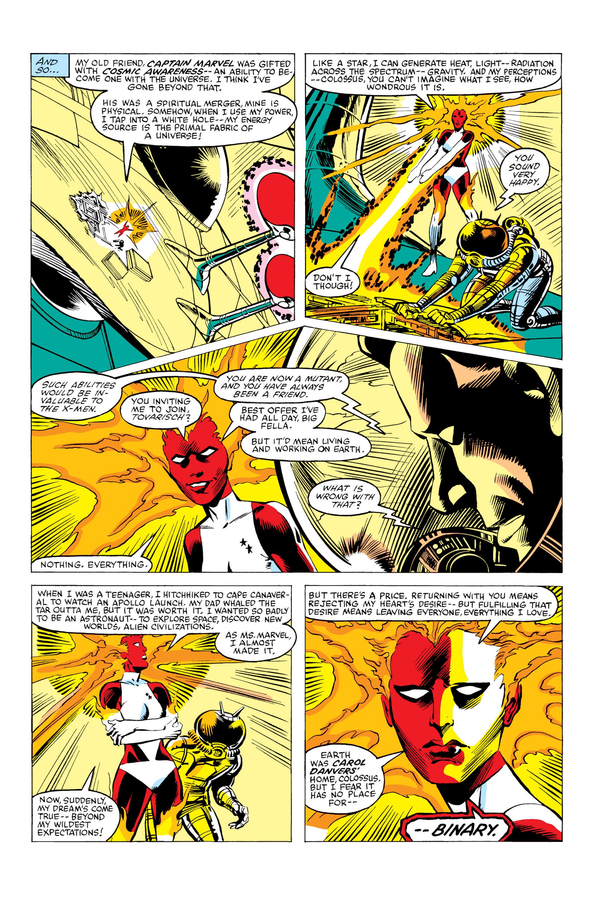 Read online Uncanny X-Men (1963) comic -  Issue #164 - 16