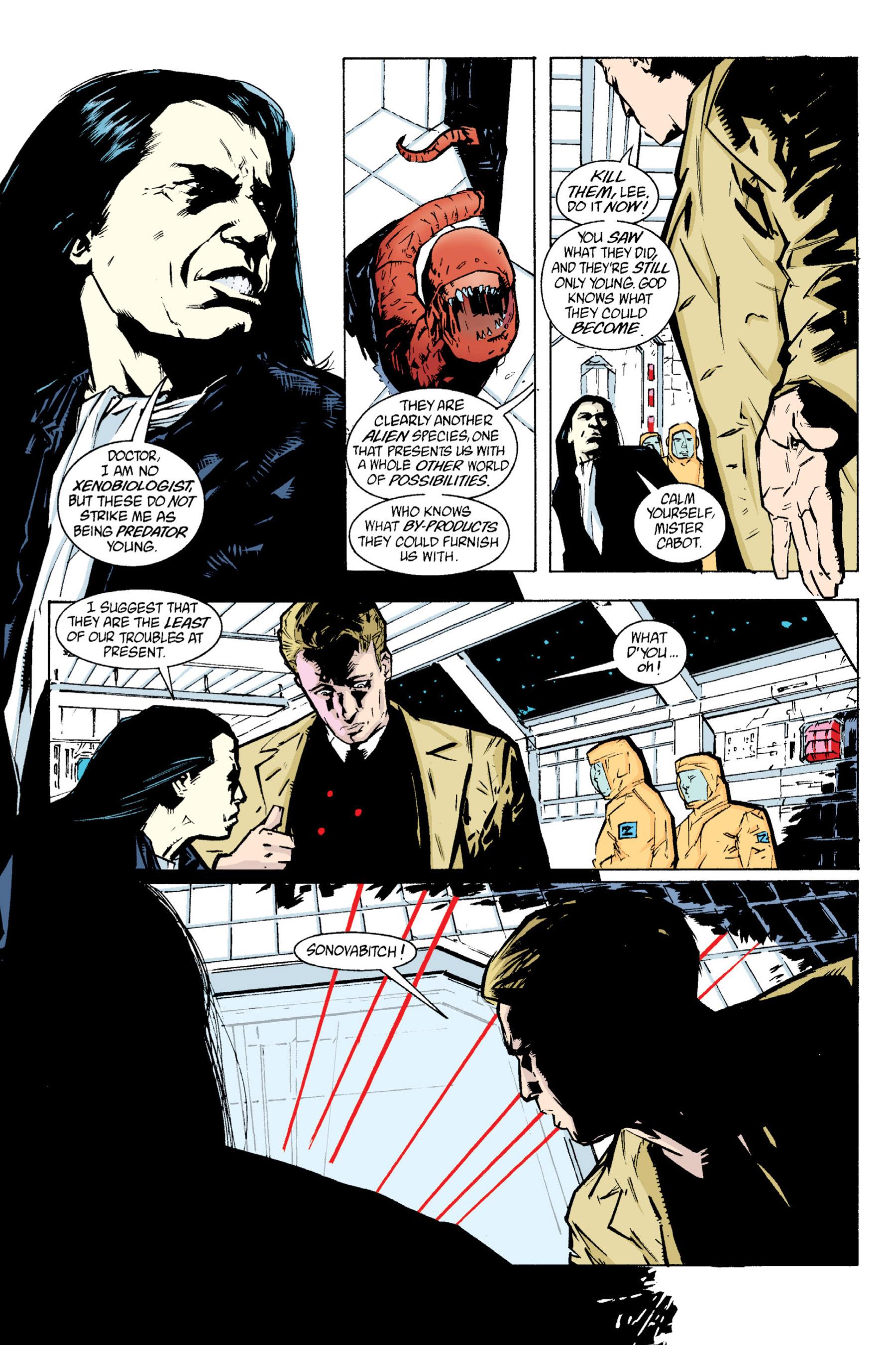 Read online Aliens vs. Predator Omnibus comic -  Issue # _TPB 1 Part 4 - 68