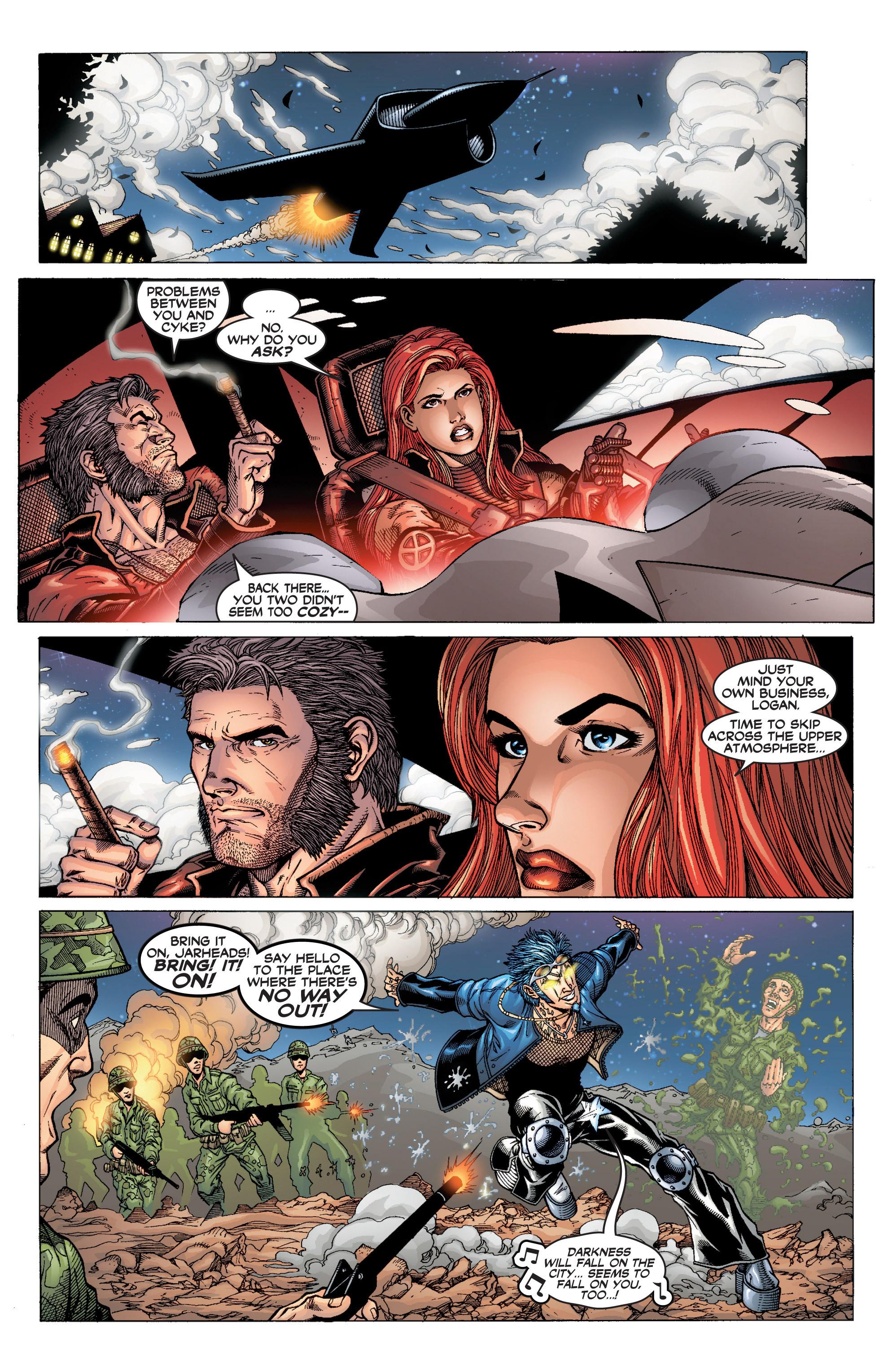 Read online Uncanny X-Men (1963) comic -  Issue #394 - 9