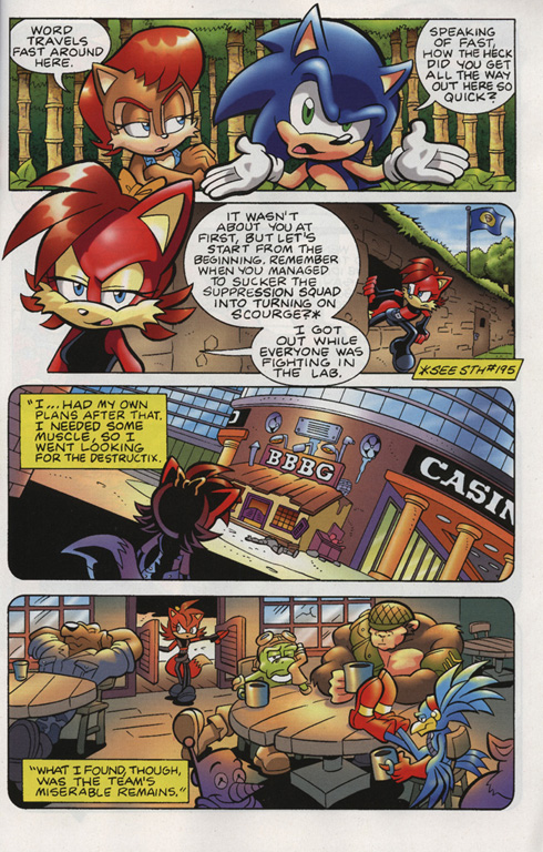 Read online Sonic Universe comic -  Issue #15 - 6