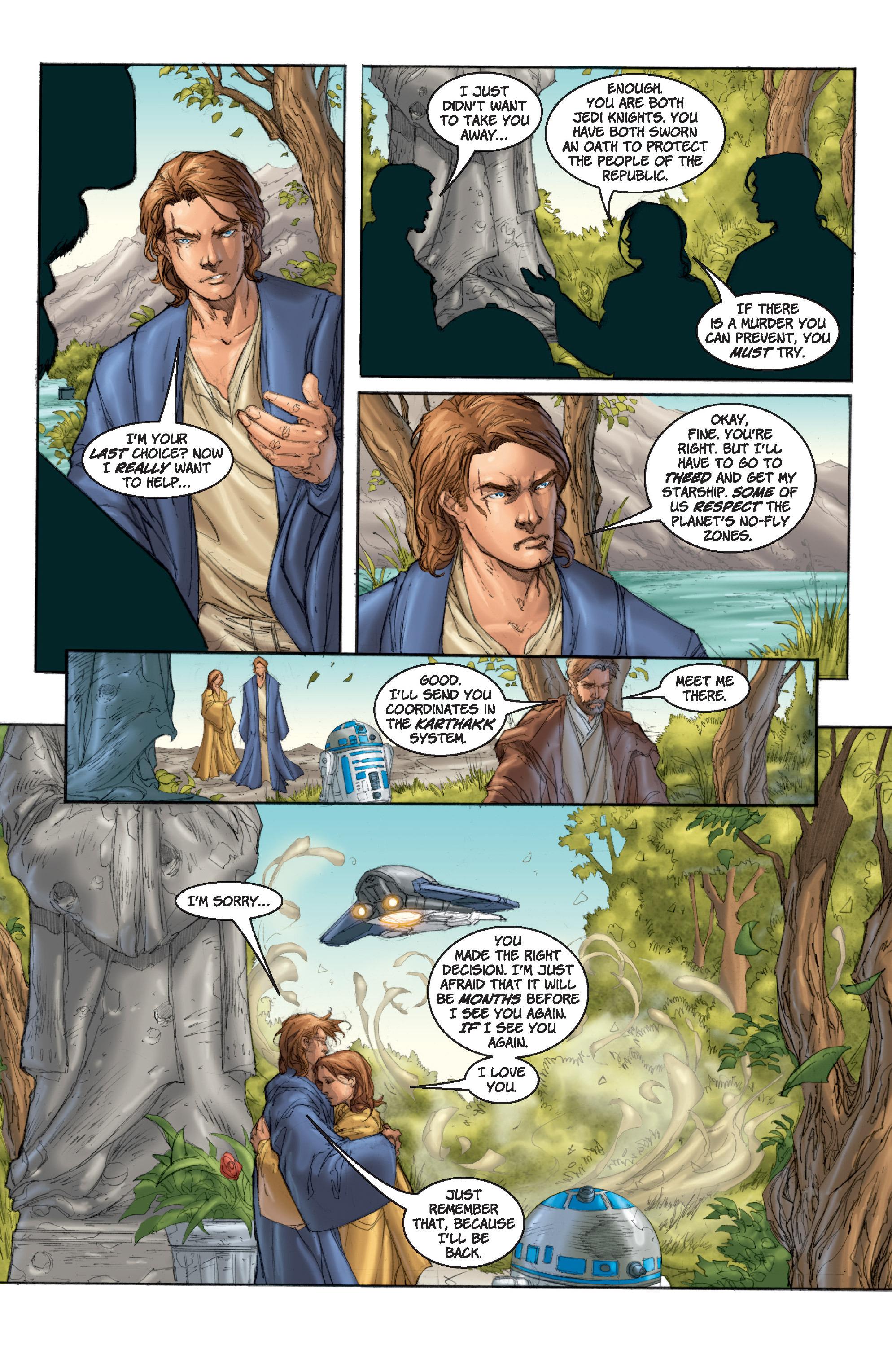 Read online Star Wars Omnibus comic -  Issue # Vol. 26 - 104